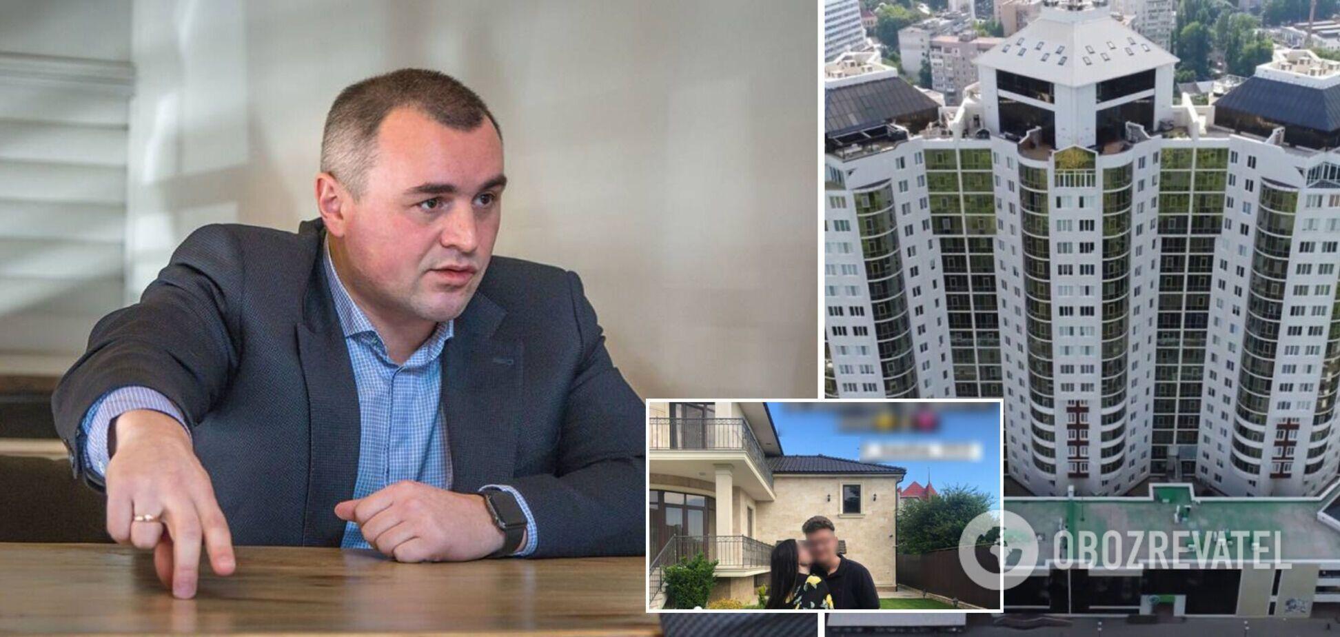 Елітні авто, маєтки та пентхауси: як одеським прокурорам 'пощастило' з багатою ріднею