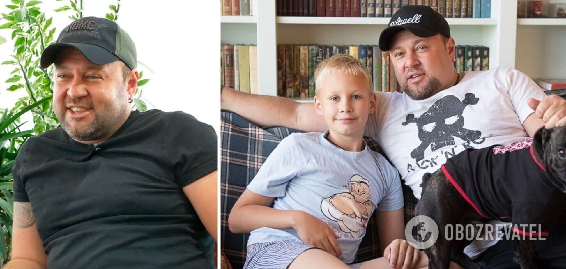 Пикалов с женой развелись: что известно об их 15-летнем сыне. Фото