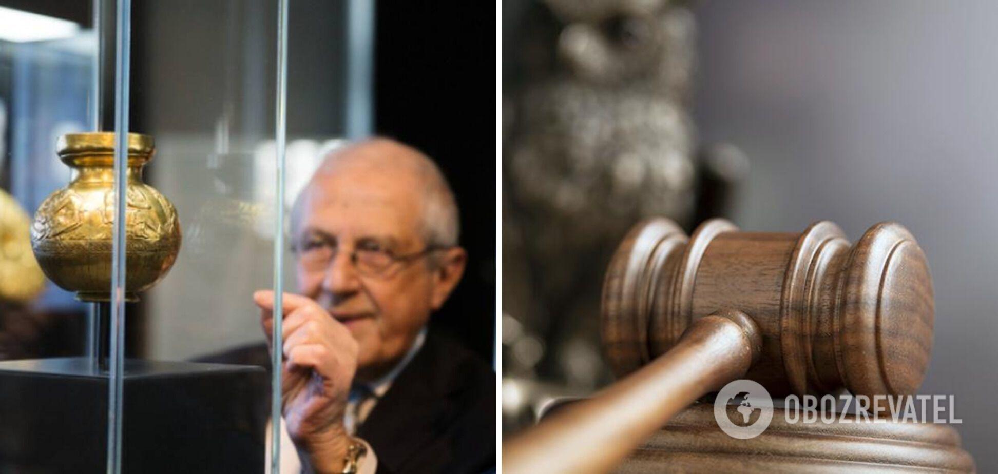 Страна-вор. Суд Амстердама принял решение по 'скифскому золоту'