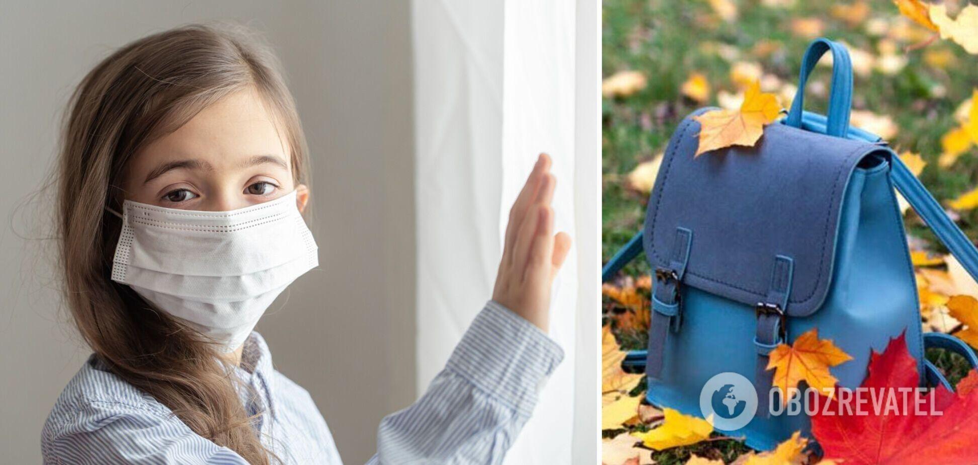 У Житомирі все більше дітей, які хворіють на COVID-19