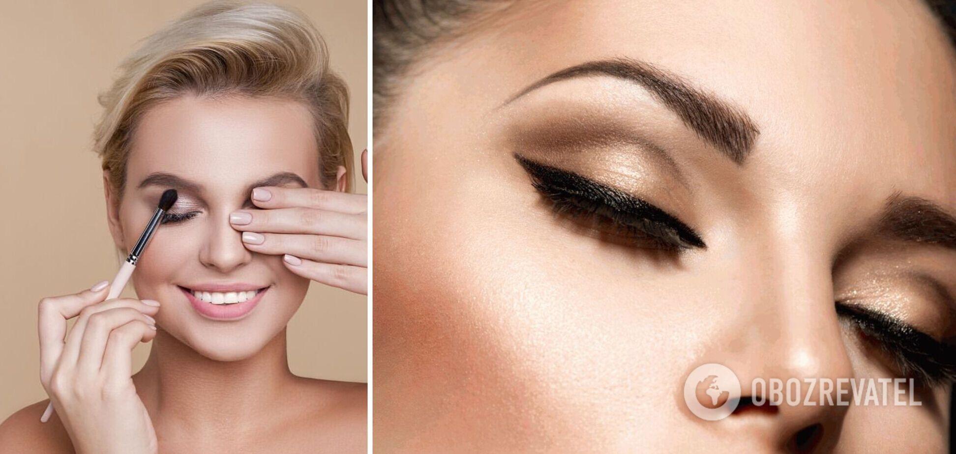 Як намалювати ідеальні стрілки на очах за допомогою довгих нігтів: лайфхаки від блогерів