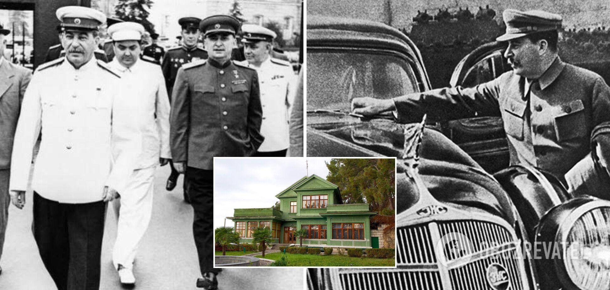 Дачи товарища Сталина: как на самом деле жил 'вождь'