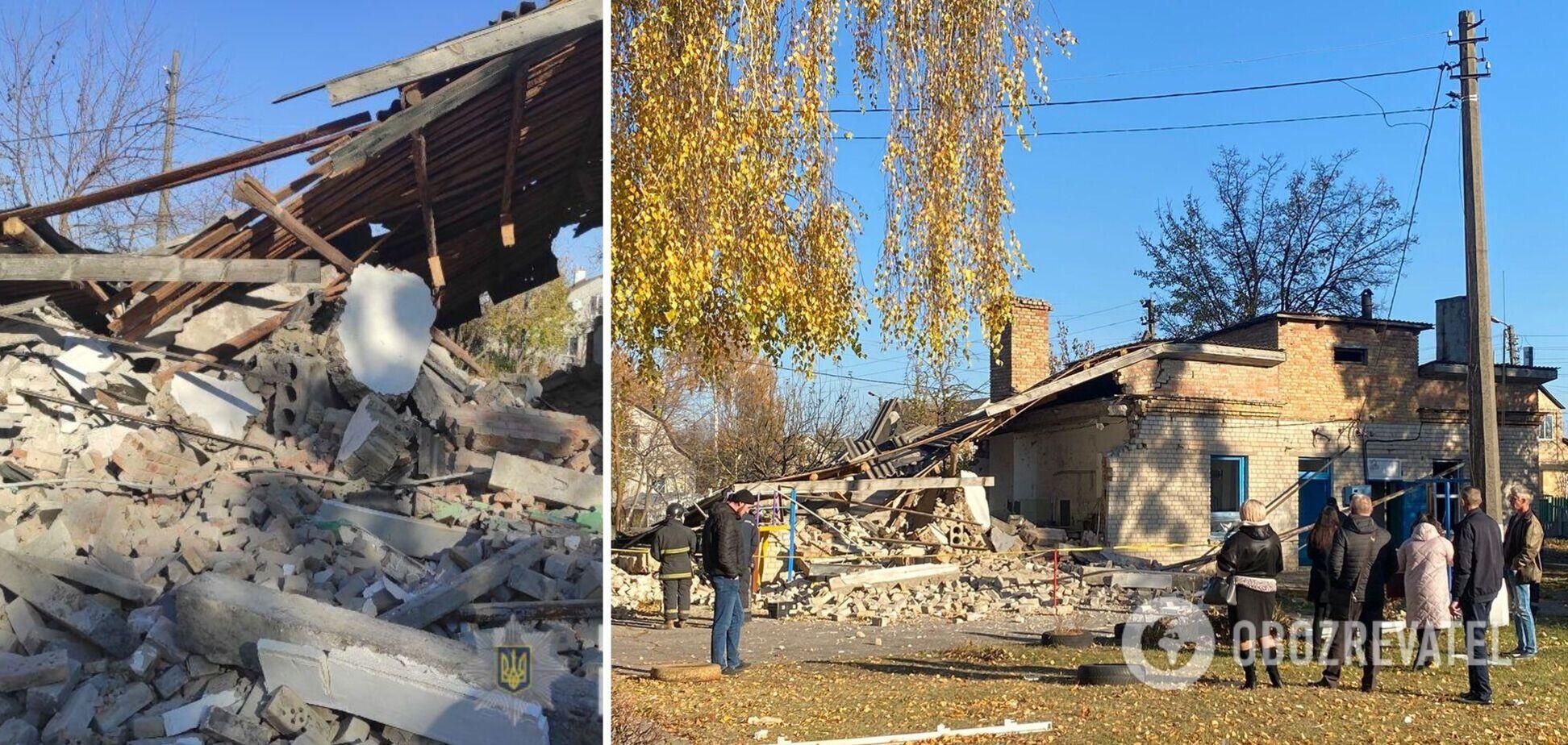Під Києвом пролунав вибух у дитячому садочку: всі подробиці та фото