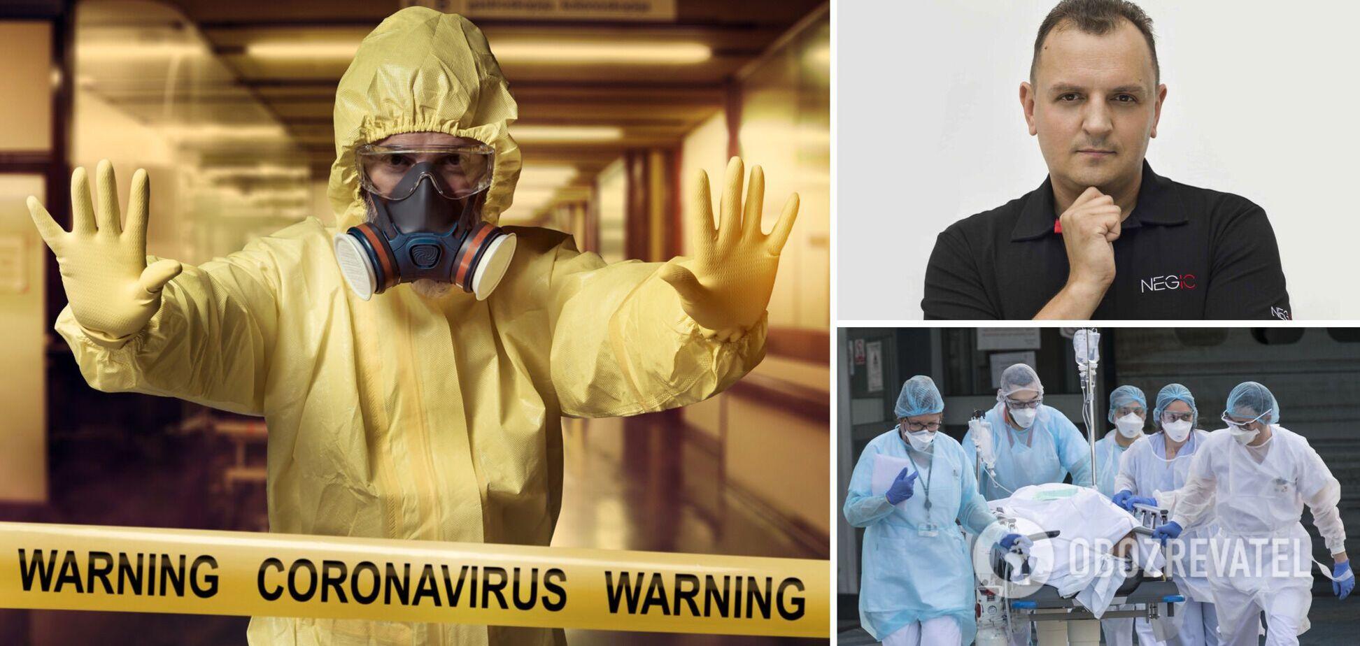 Александрин обвинил государство в провале борьбы с коронавирусом