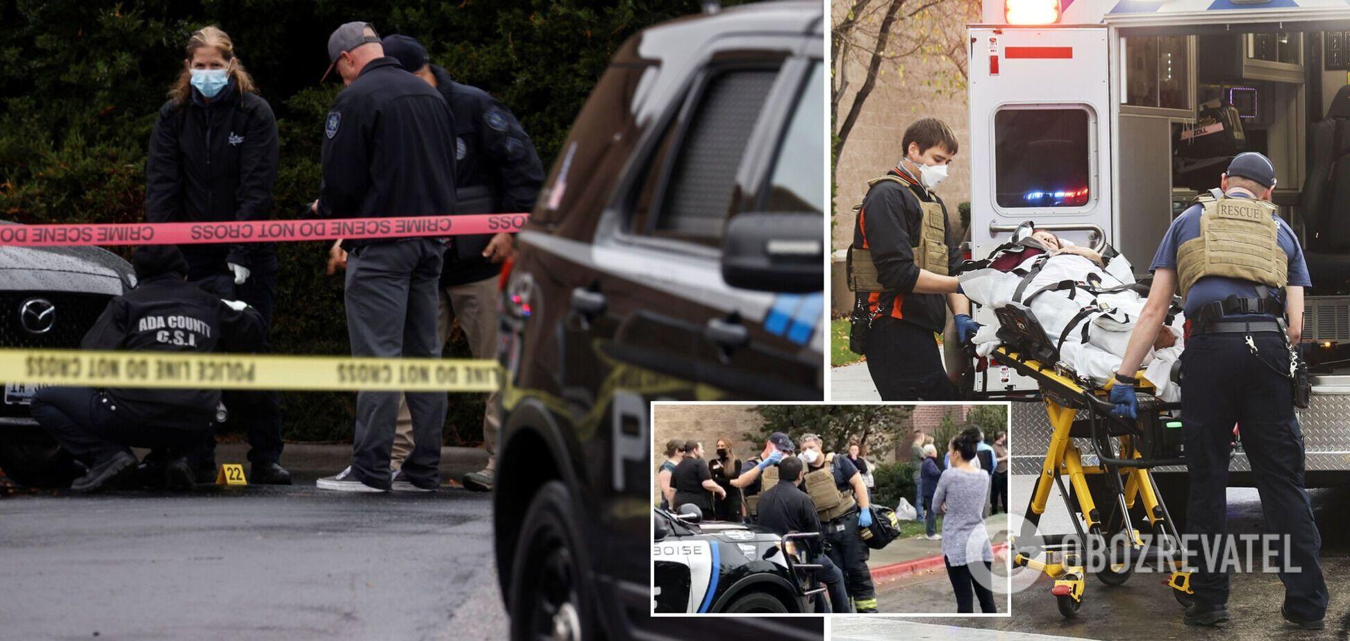 У США трапилася стрілянина в торговому центрі: двоє людей загинули, п'ятеро поранені