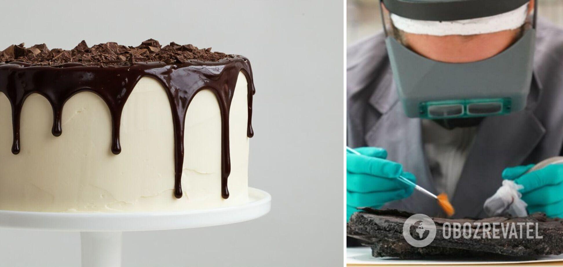 У Німеччині виявили торт, приготовлений 79 років тому: у чому унікальність знахідки. Фото