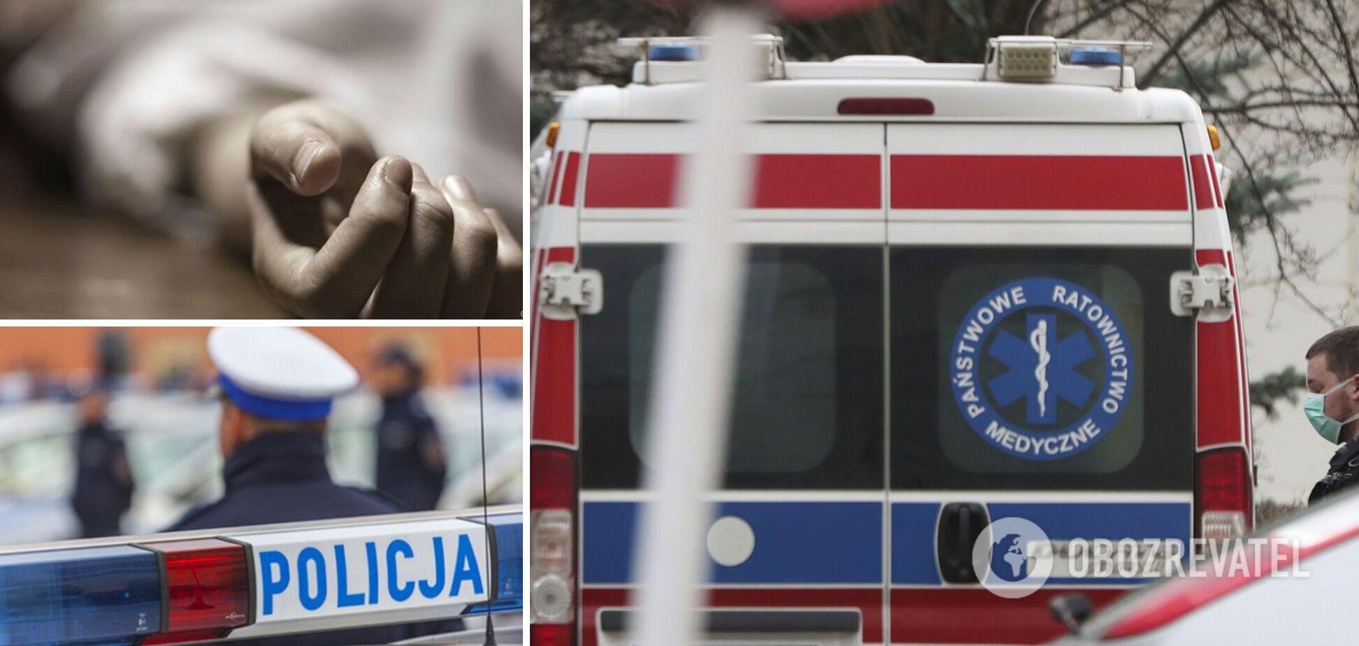 У Польщі трагічно загинув 22-річний українець: поліція розслідує справу