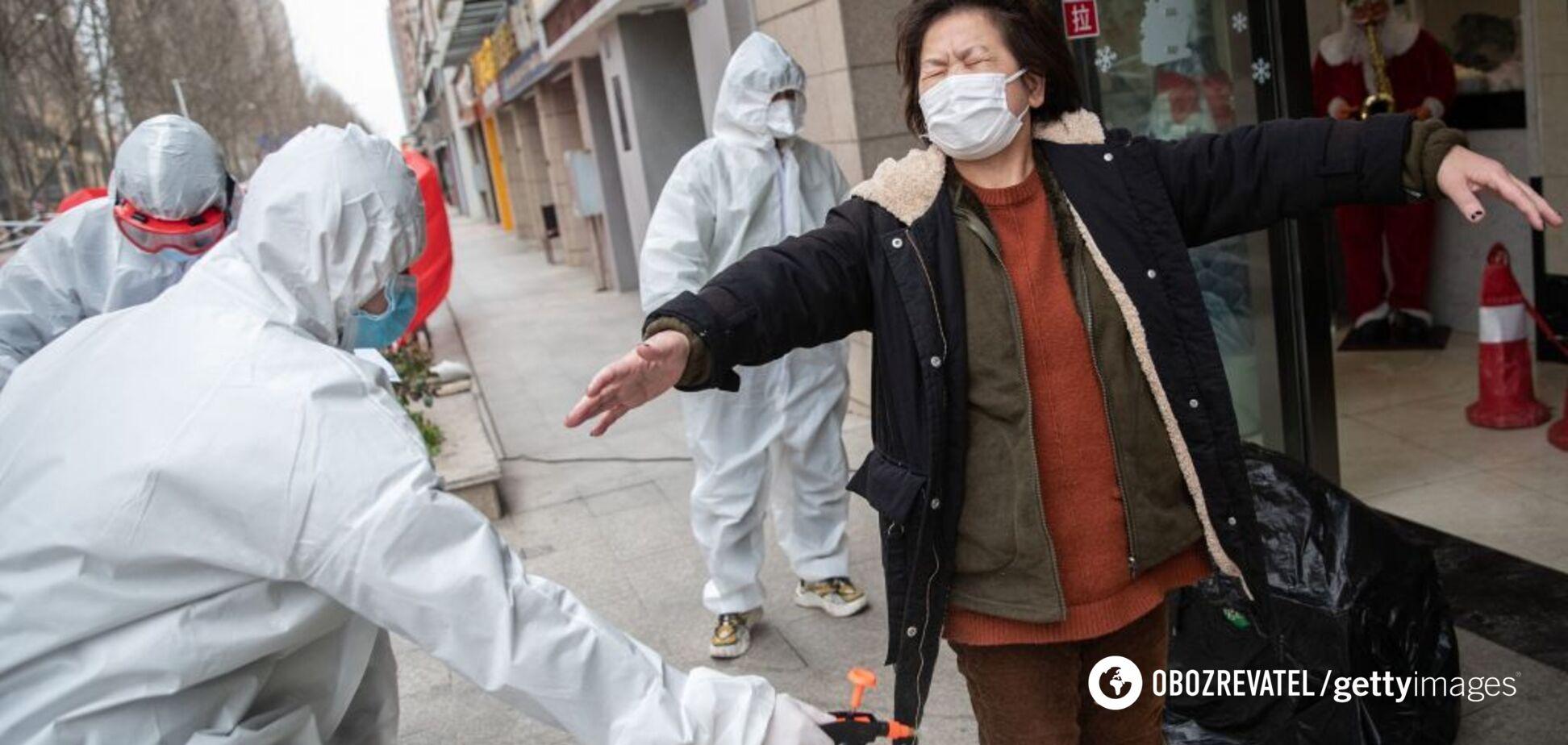 У Китаї зафіксували новий спалах COVID-19: провінції закривають на карантин