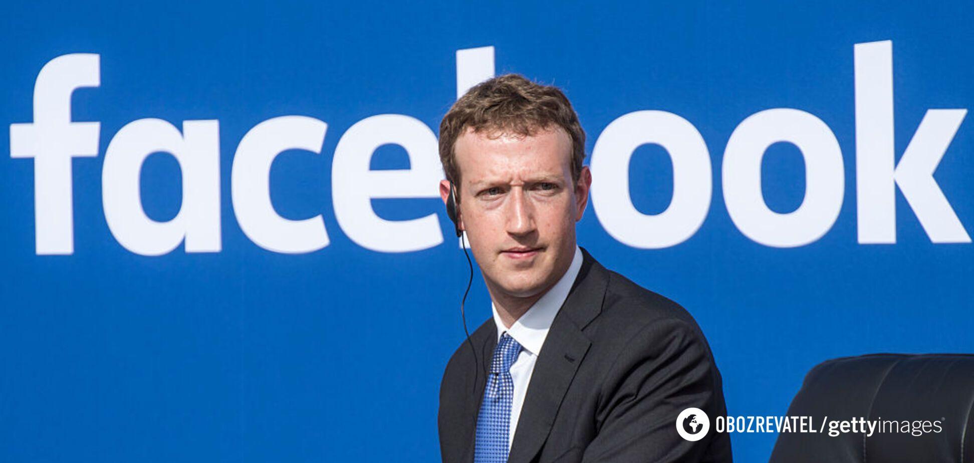 Цукерберг заявил, что Facebook официально сменит название