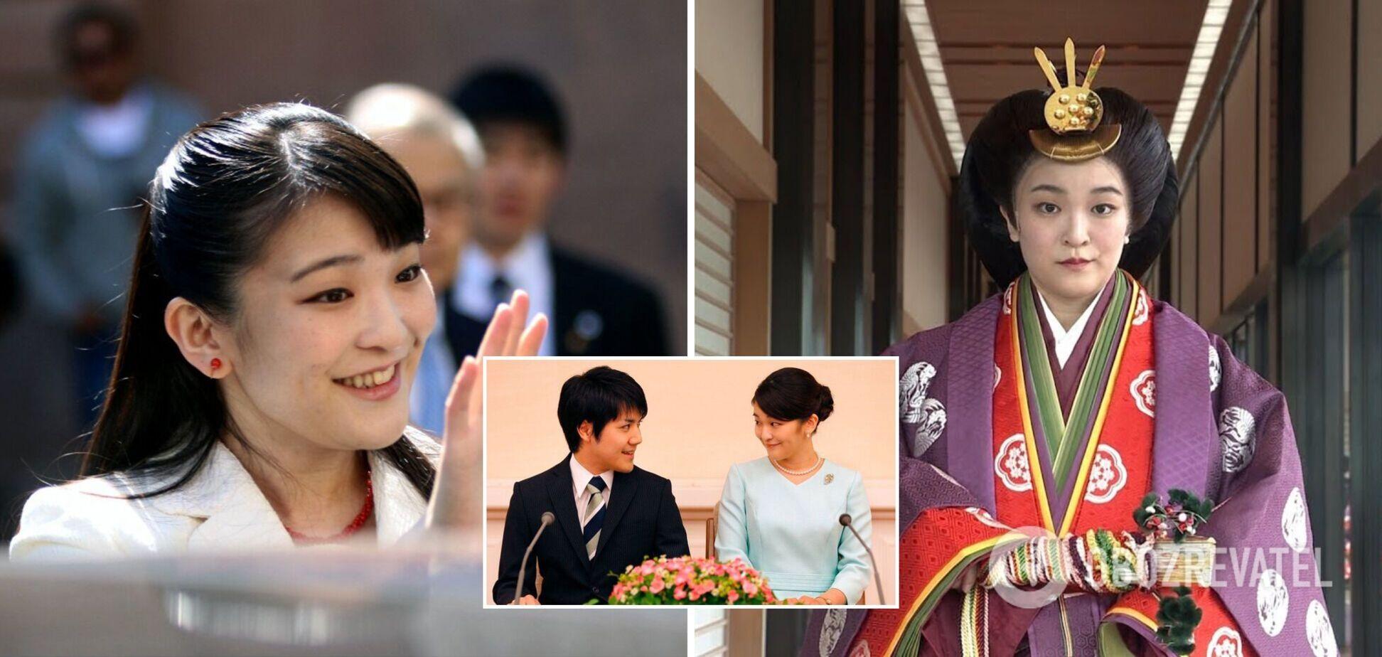 Мако та Кеї Комуро одружилися