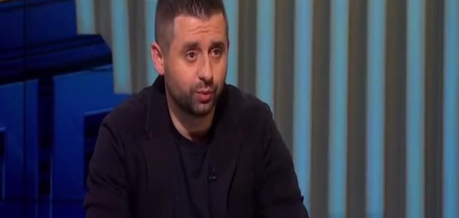 Арахамия рассказал, как продавали 'санкционный список' СНБО