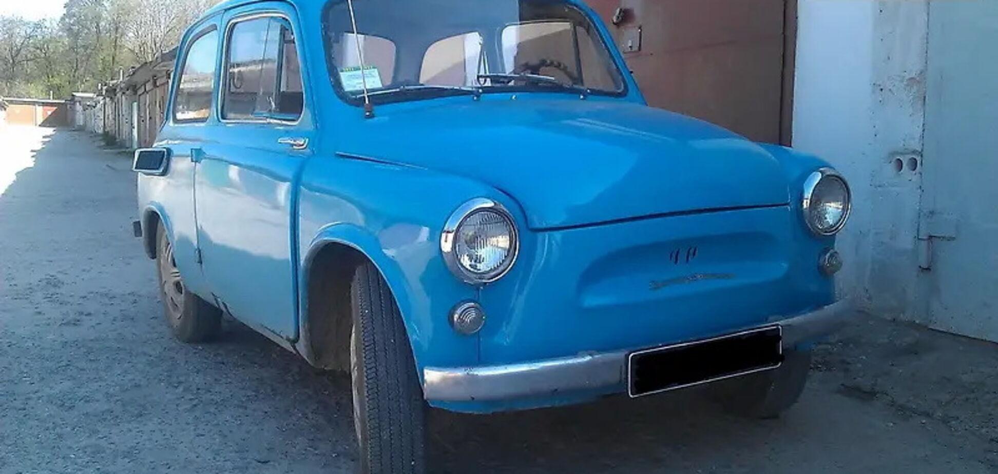 Тисяча доларів за кілометр: в Україні продають ЗАЗ-965 за солідну суму
