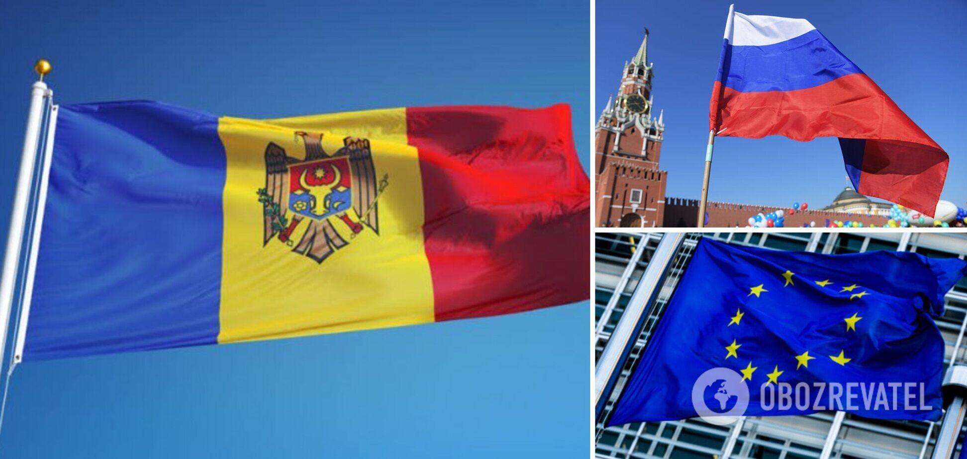 В Росії хочуть, щоб Молдова відмовилася від зближення з ЄС
