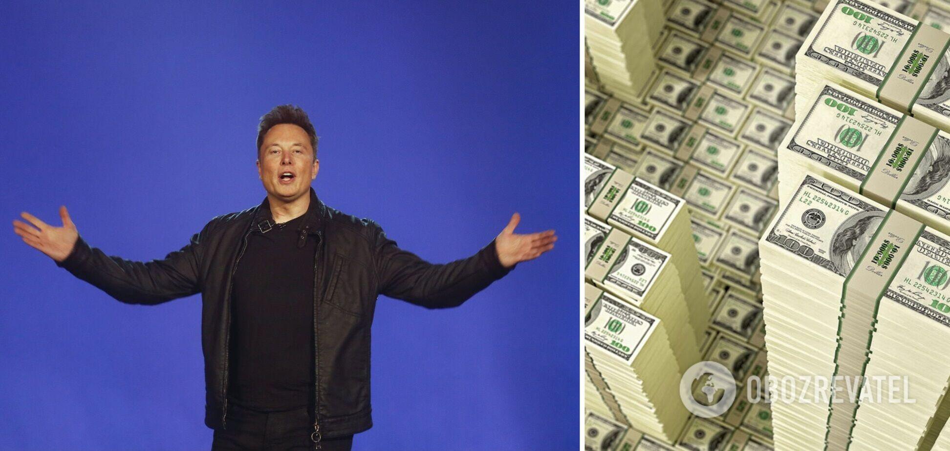 Илон Маск – богатейший человек в истории