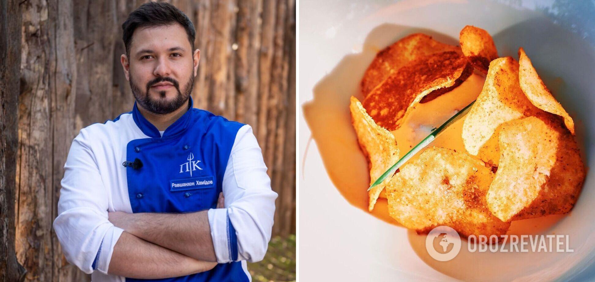 Равшан Хамидовподелился рецептом вкусного тартара из говядины