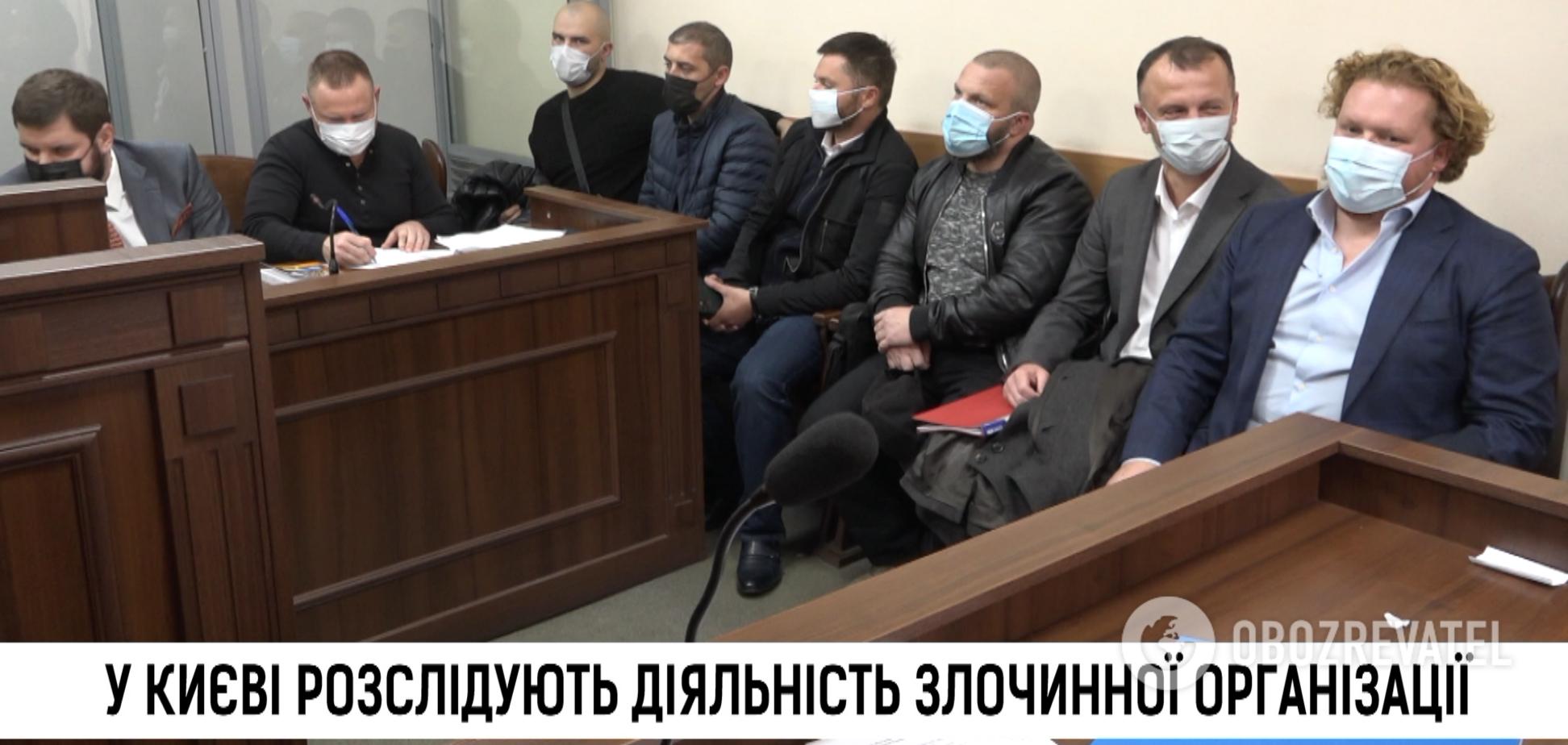 Здав спільників і отримав рік умовно. У Києві розслідують діяльність злочинної організації