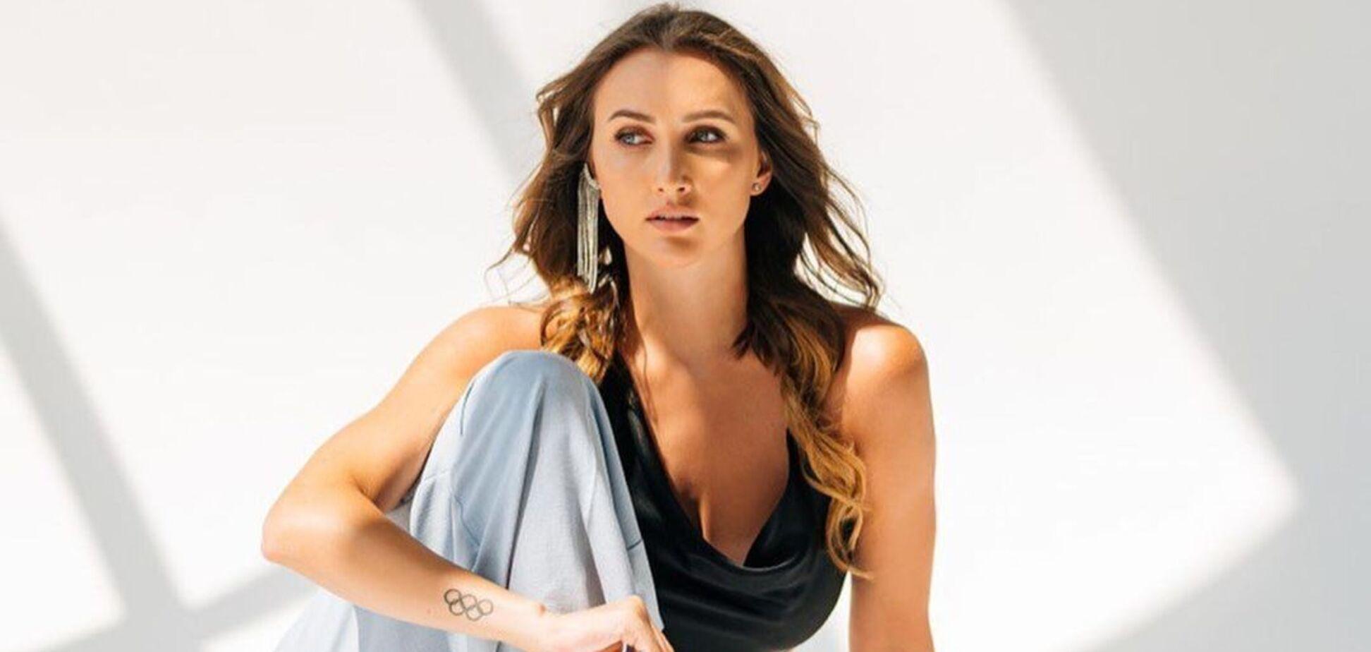 Гимнастка Анна Ризатдинова показала соблазнительные фото с телешоу
