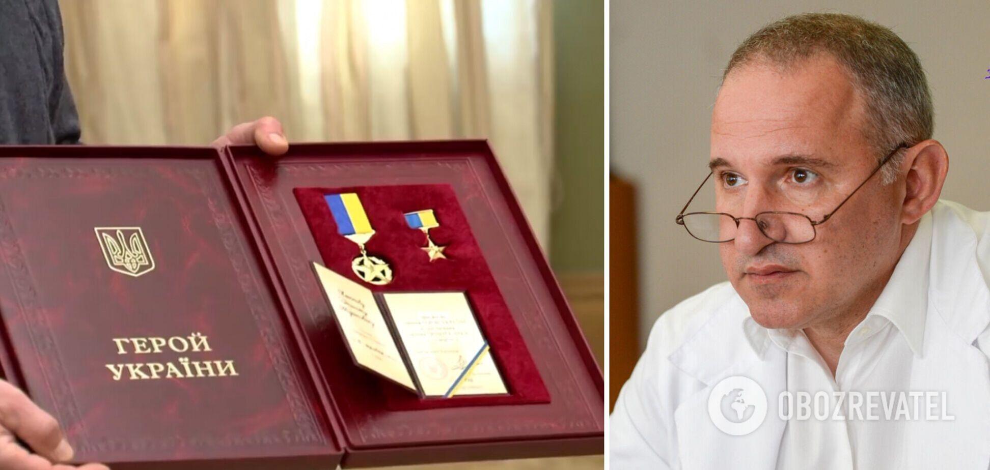 Известные украинцы призвали Зеленского присвоить Тодурову звание Героя Украины