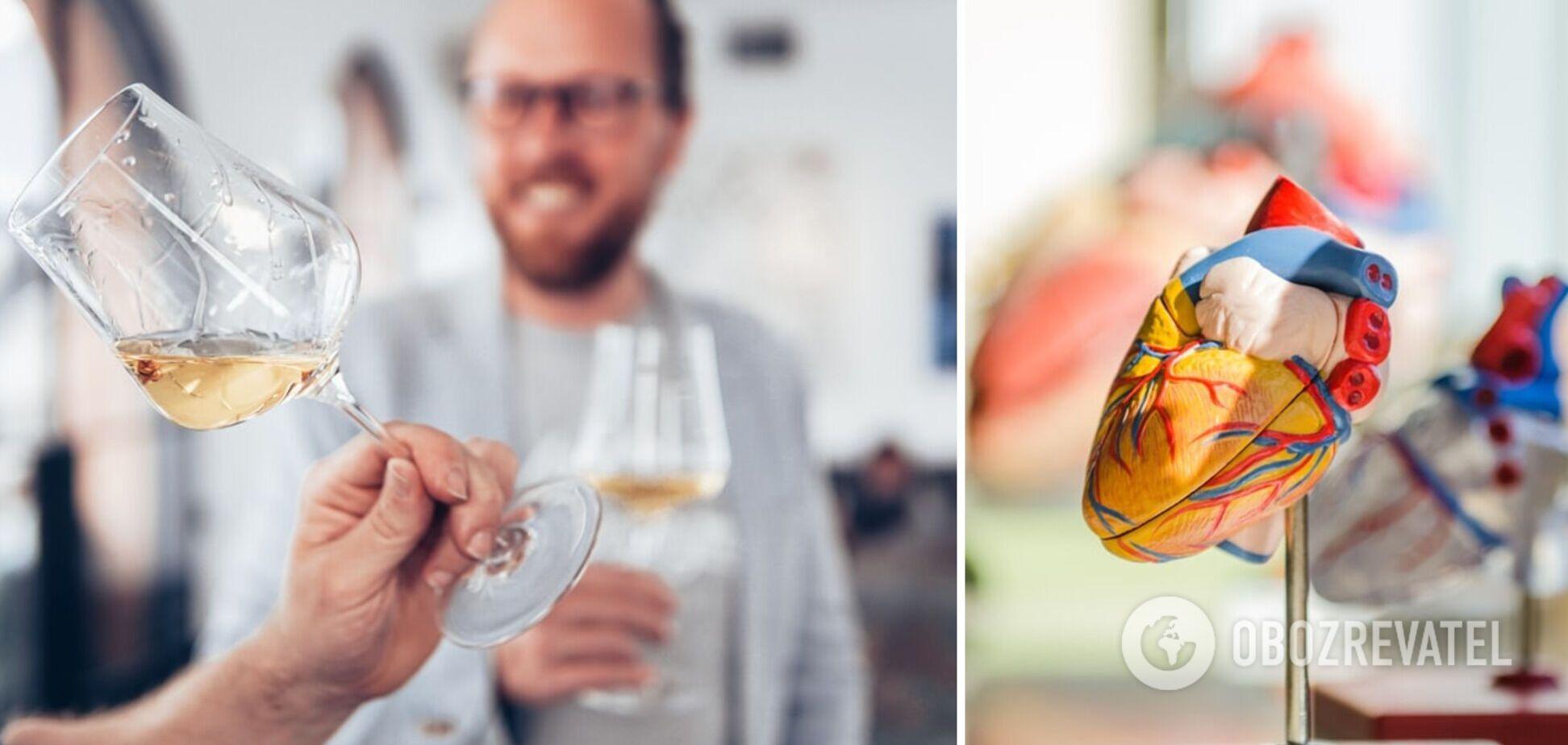 Вчені назвали напій, який може підвищити ризик інсульту: результати дослідження