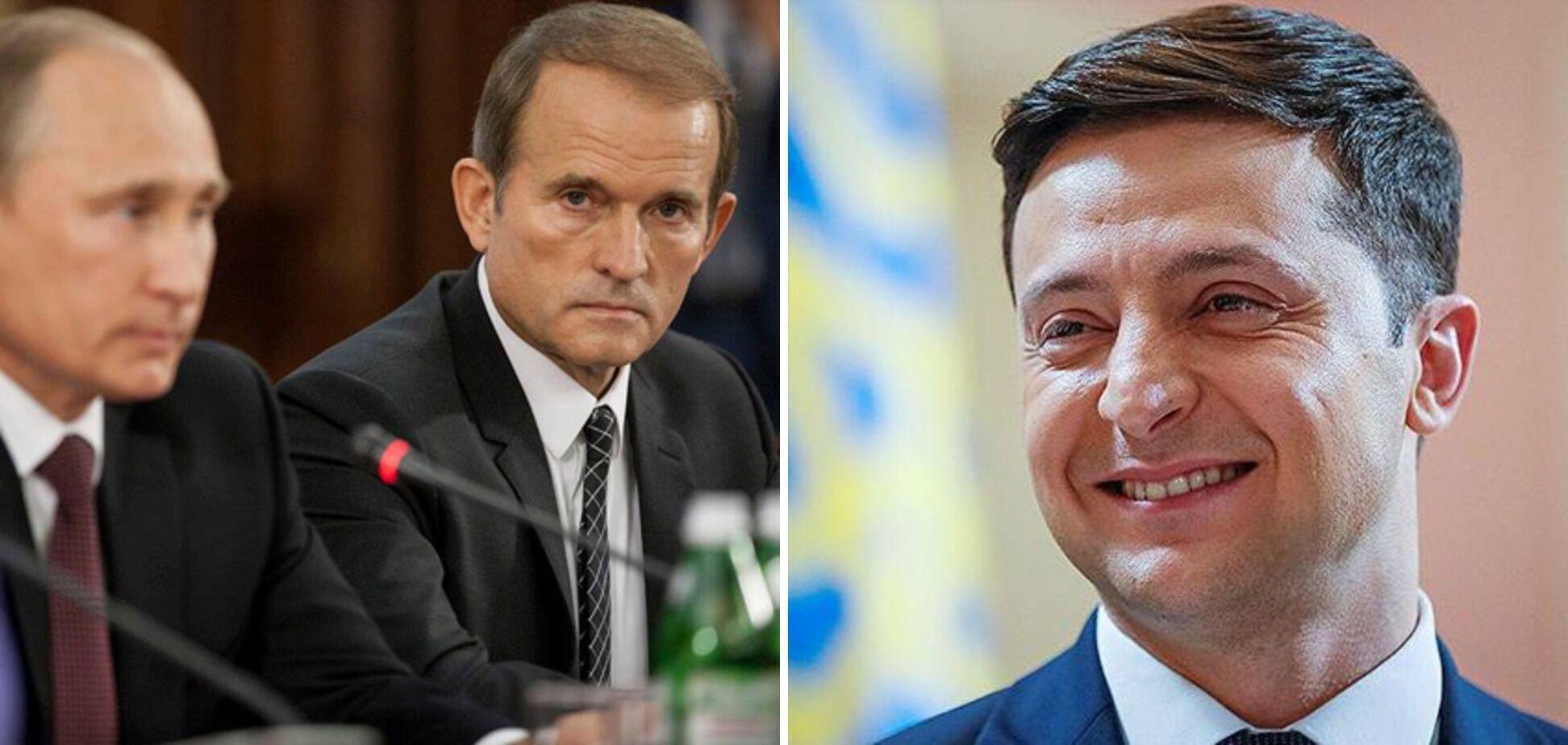 Витя не выйдет. Зачем Кремлю 'договороспособный' Медведчук в ТКГ?