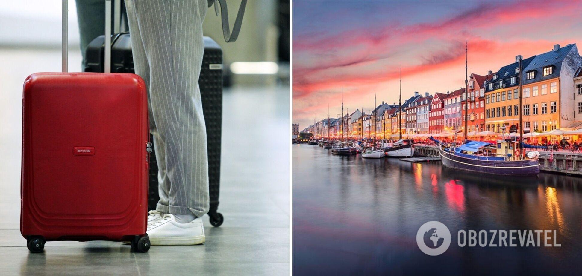 Дания сняла ограничения въезда для украинцев: что изменится для туристов