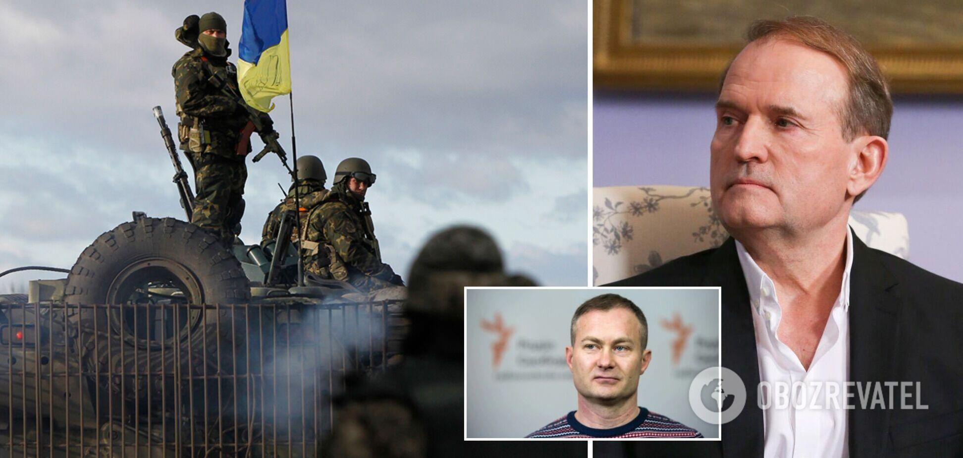 Россия заблокировала обмен пленных,требуя ввести в ТКГ Медведчука вместо Третьяковой, – Гармаш