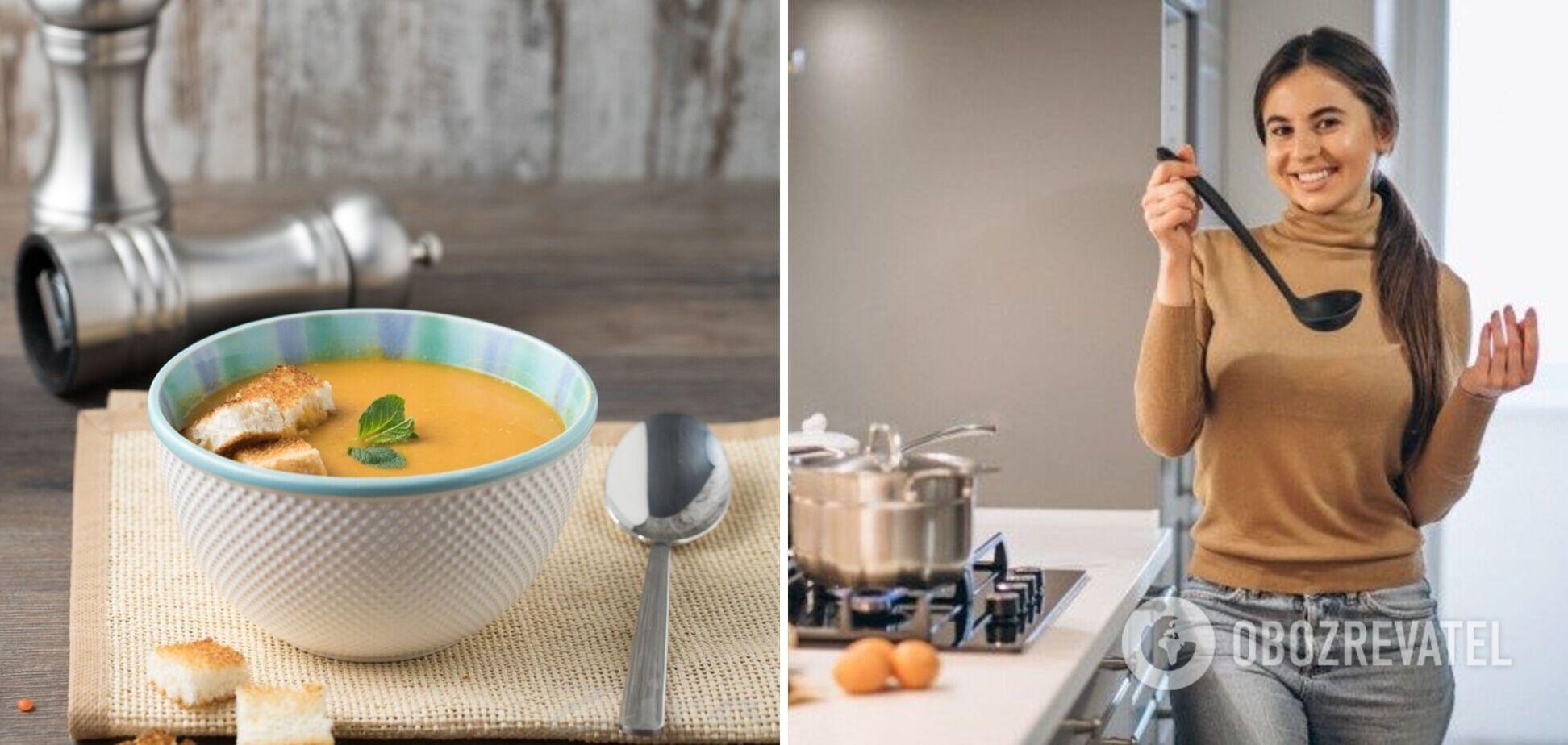 Найкращі осінні крем-супи, які має приготувати кожна господиня: 2 варіанти