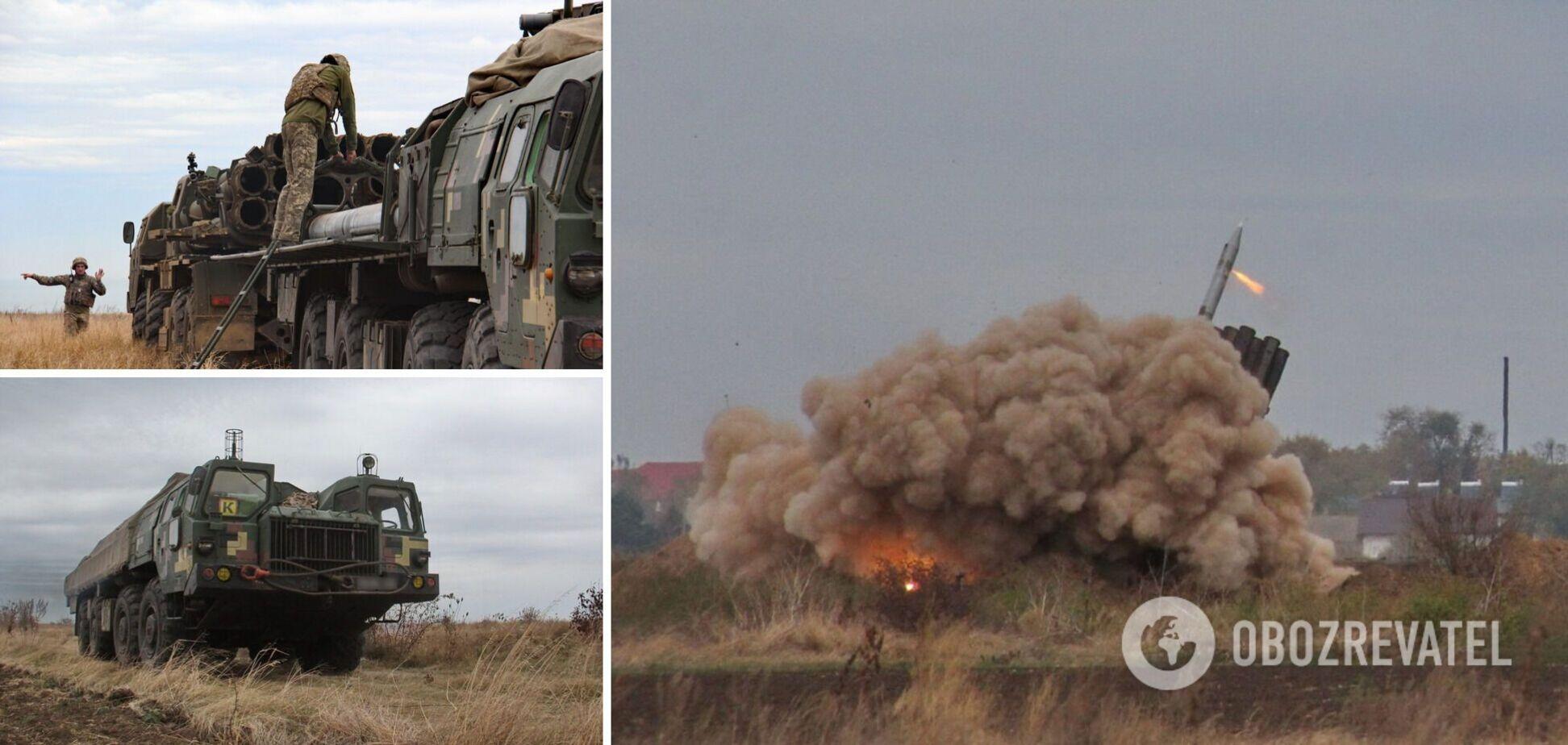 Випробування тривають на полігоні в Одеській області