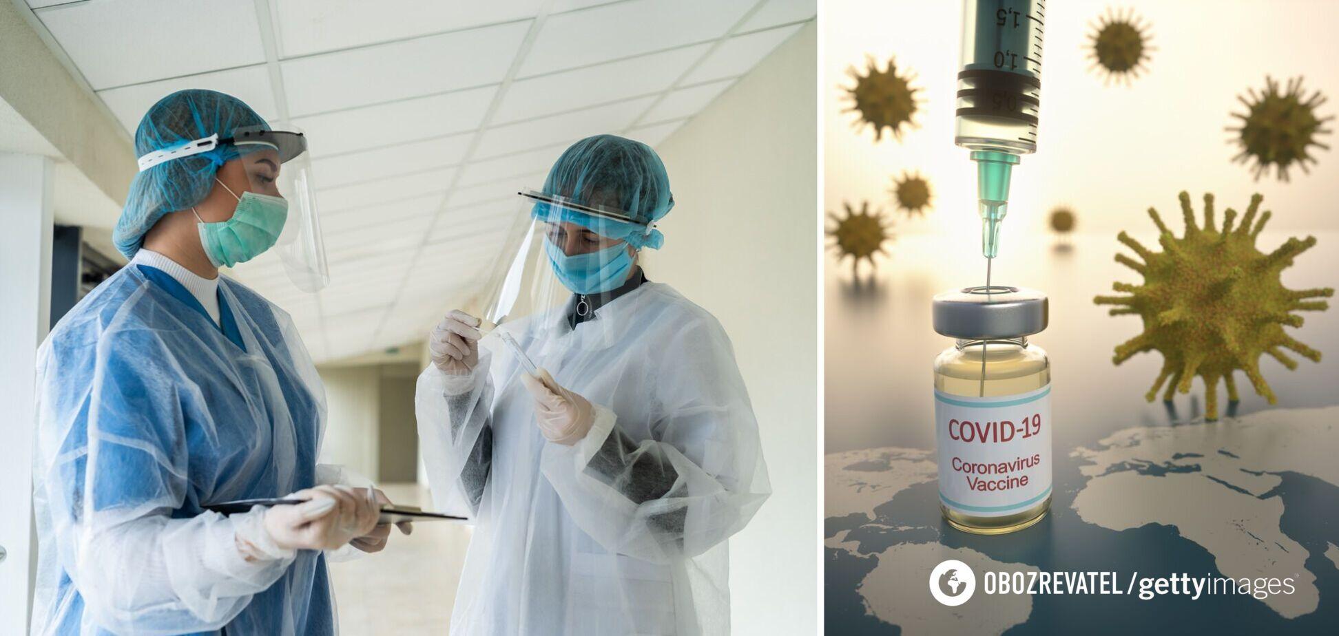 В Україні проведуть випробування двох нових вакцин від COVID-19: що відомо про препарати