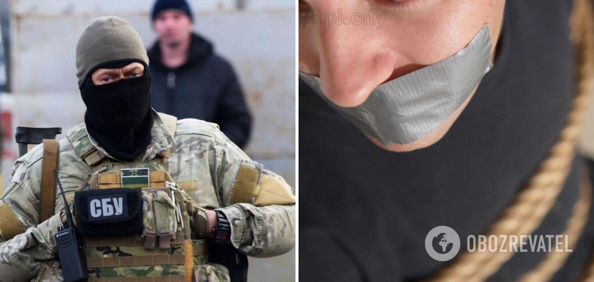 Вимагали 200 тис. доларів і били: співробітників СБУ звинуватили у викраденні та тортурах іноземця. Відео