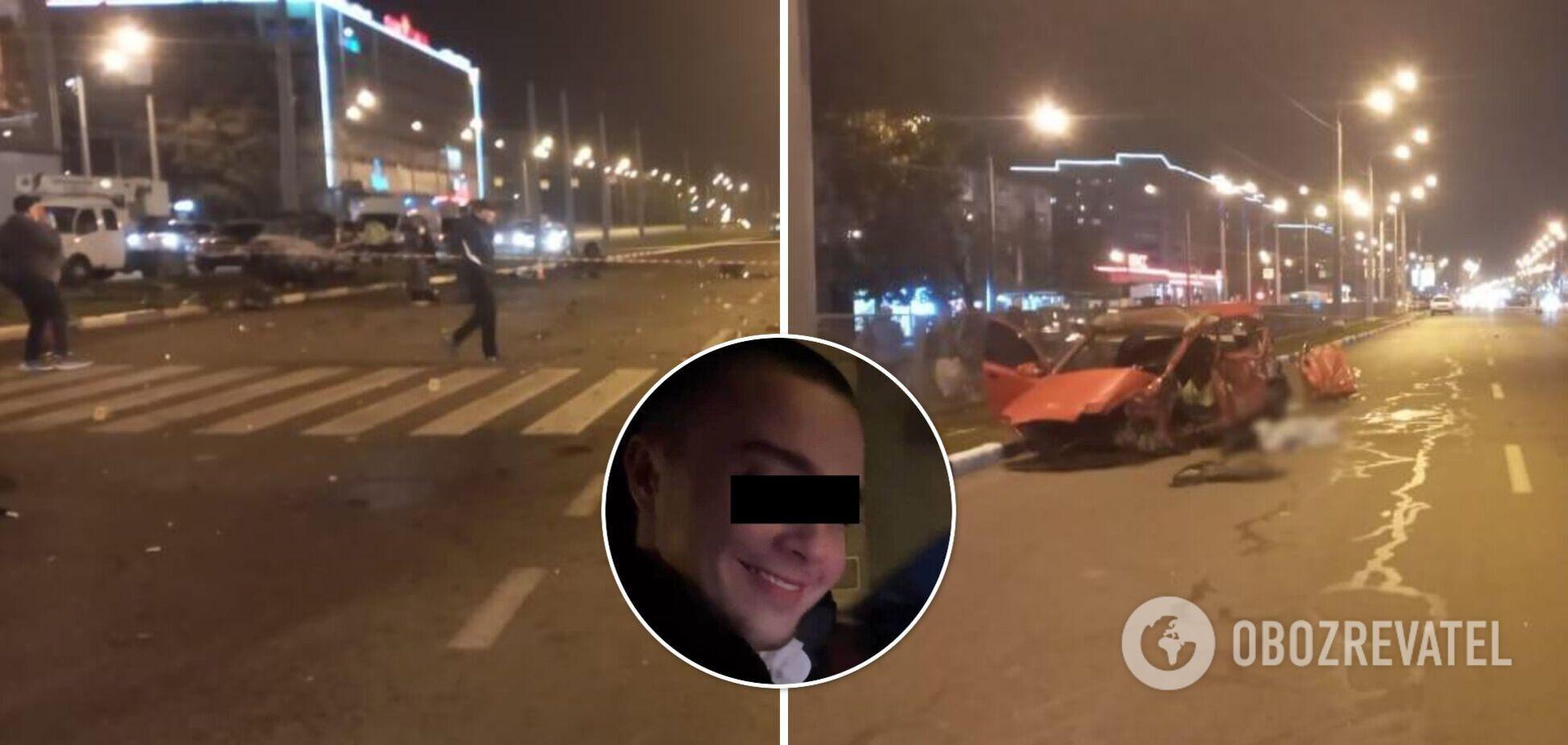 Стало известно имя водителя, устроившего смертельное ДТП в Харькове, и всех пассажиров. Эксклюзив