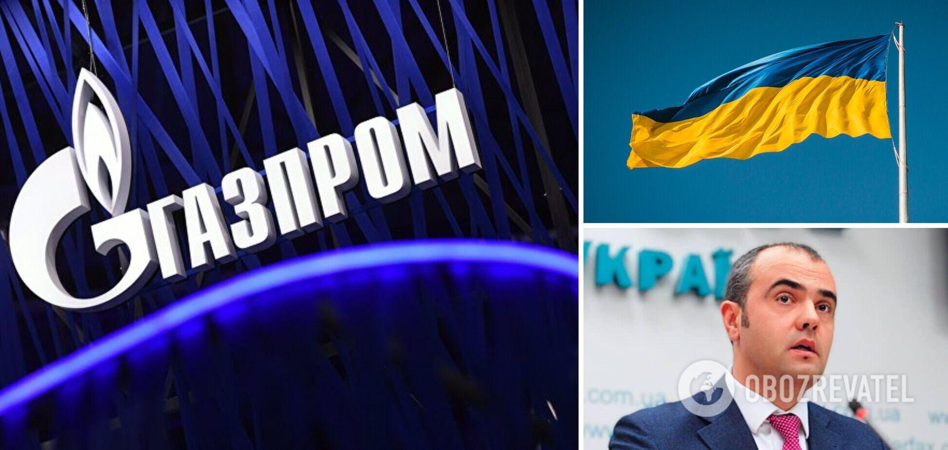 Макогон заявил, что 'Газпром' не ответил на предложение Украины заключить новый газовый контракт
