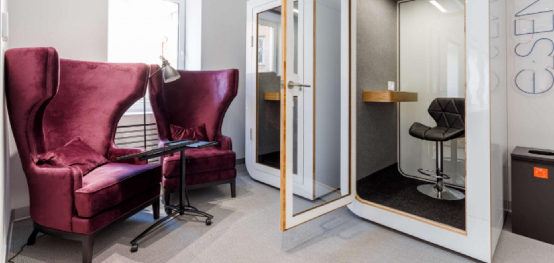У Києві здають в оренду на Airbnb банківське сховище з броньованими дверима