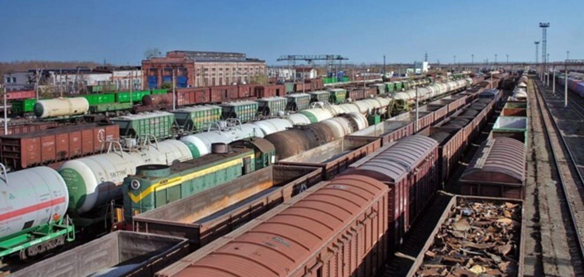 Списання вантажних вагонів за віком стане катастрофою для української економіки, – Гусак