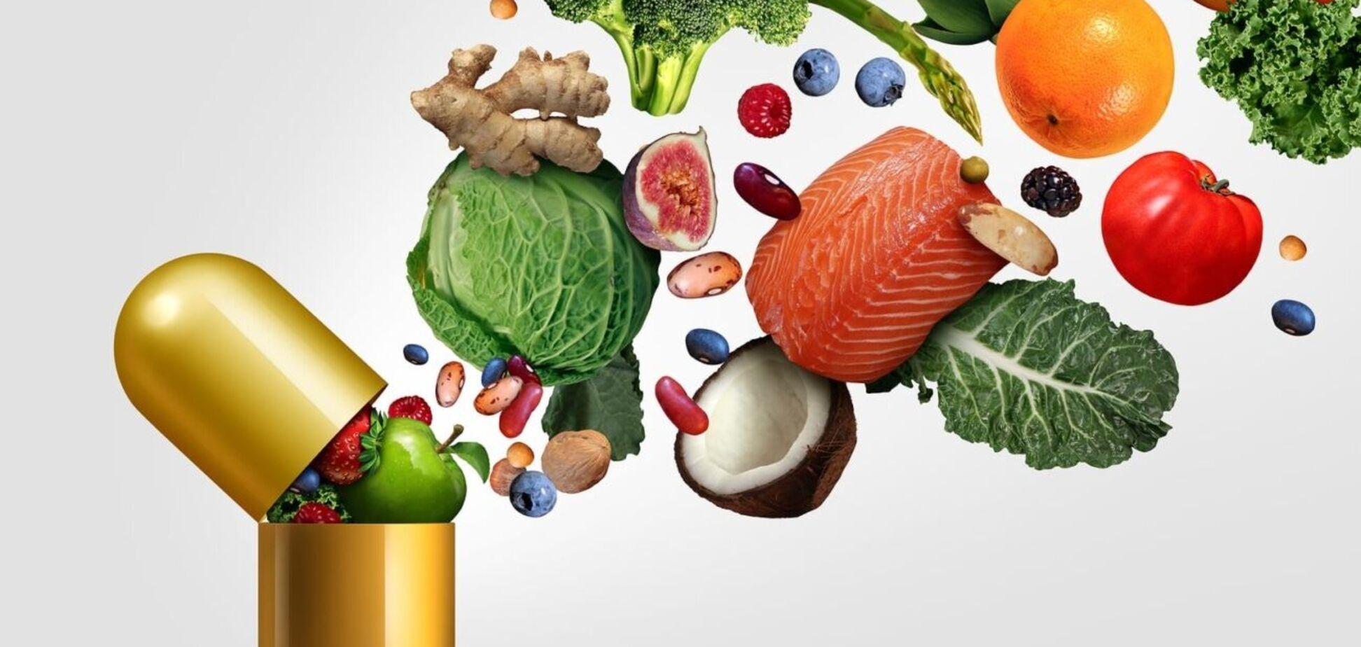 Найважливіші вітаміни осені: як зміцнити імунітет