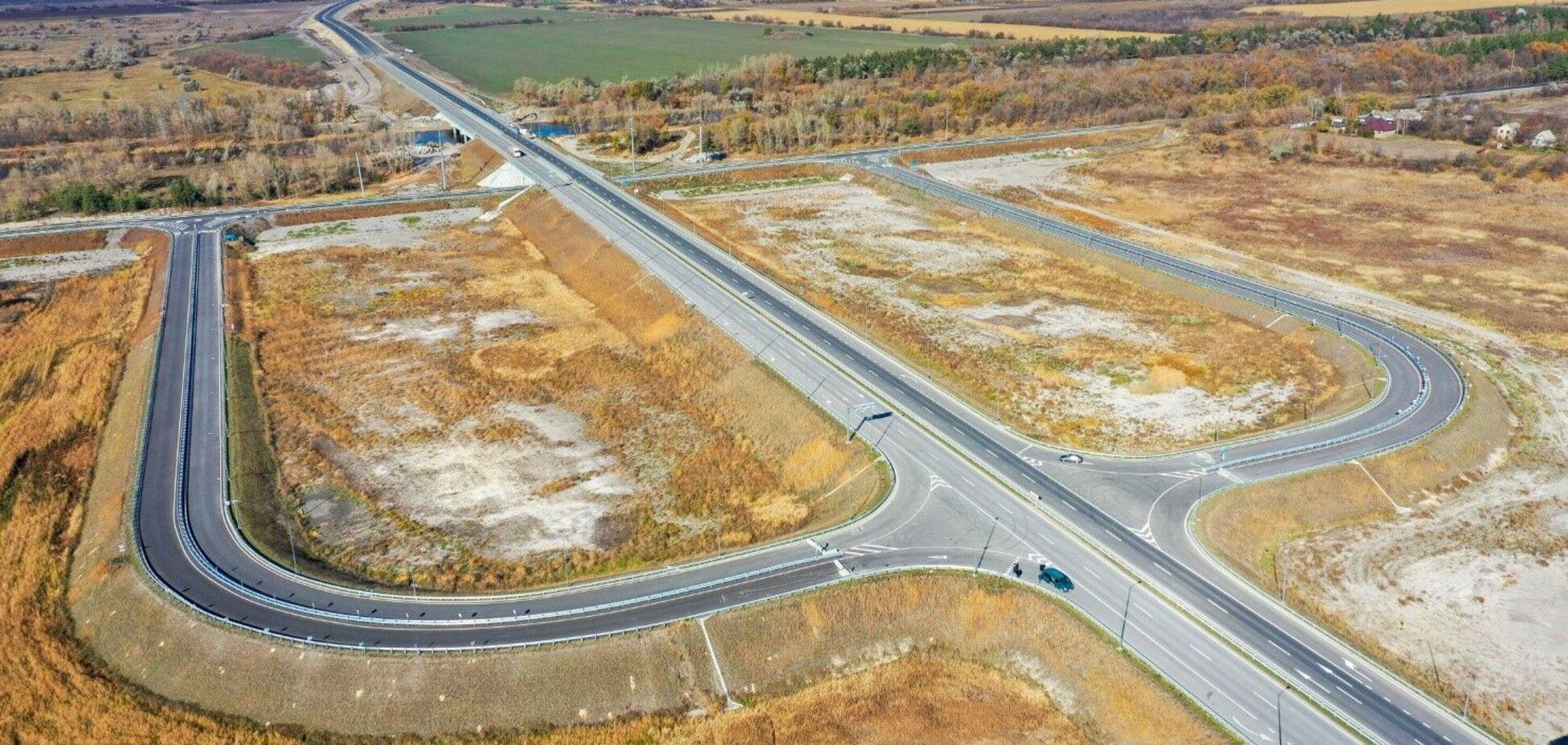 На Дніпропетровщині цілодобово триває 'Велике будівництво' нової траси Н-31: як вона виглядає