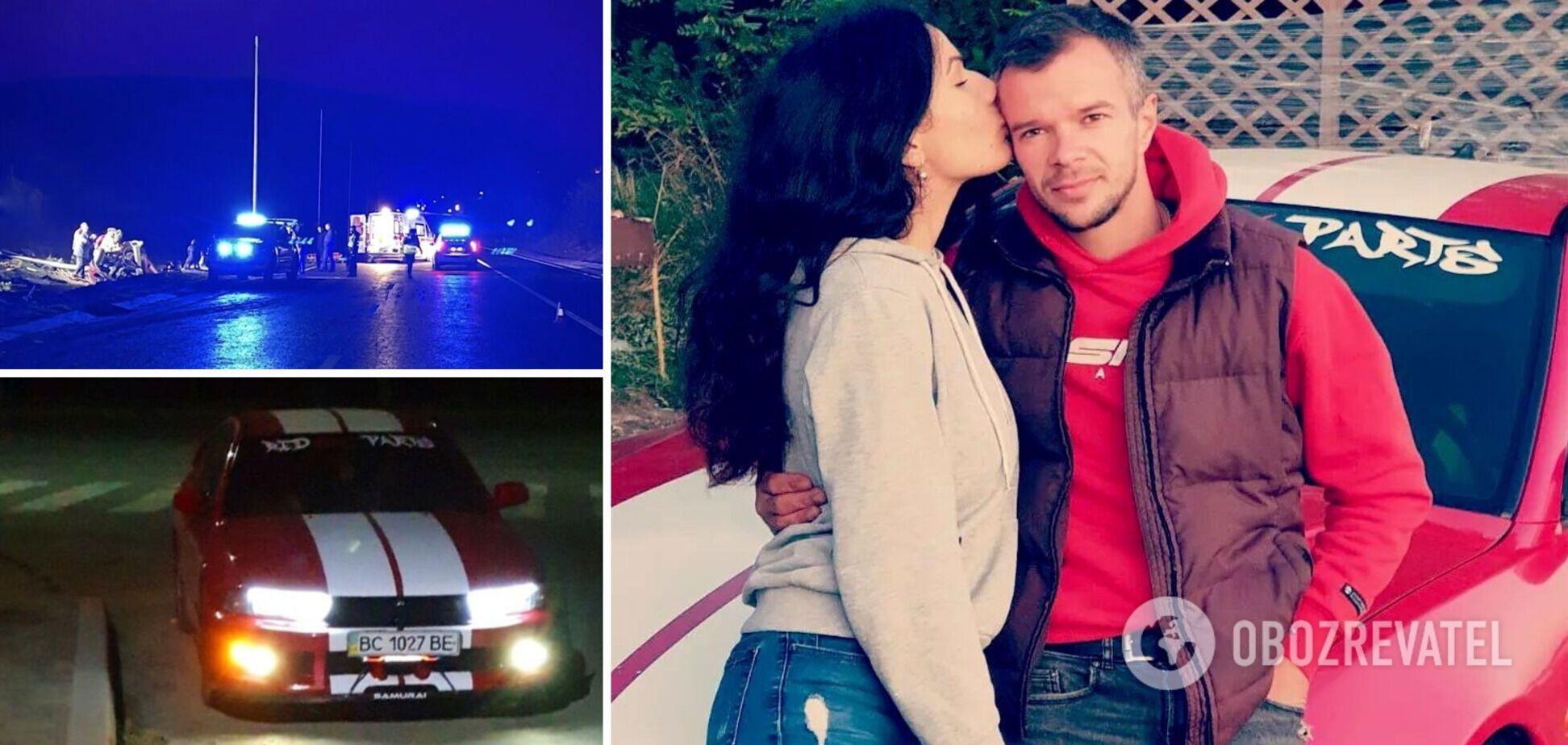 В Тернопольской области пьяный водитель убил свою невесту
