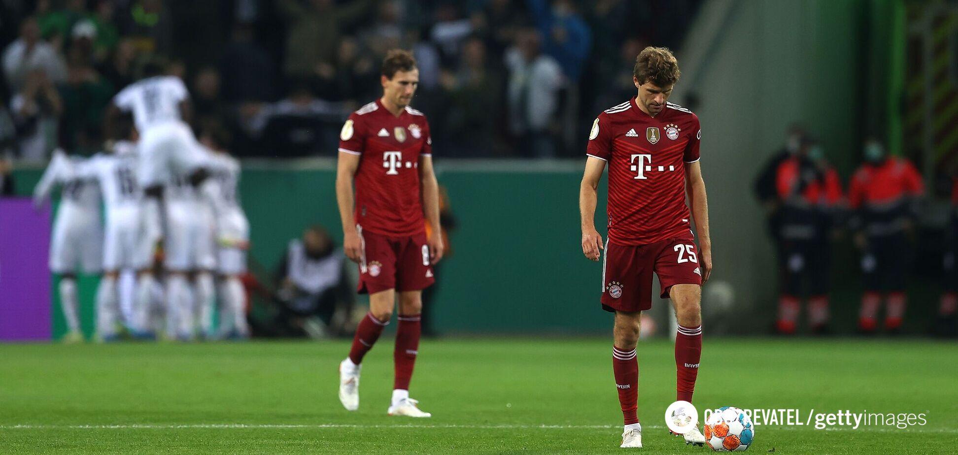 'Баварію' розбили в Кубку Німеччини з футболу. Хто познущався з кривдника 'Динамо'