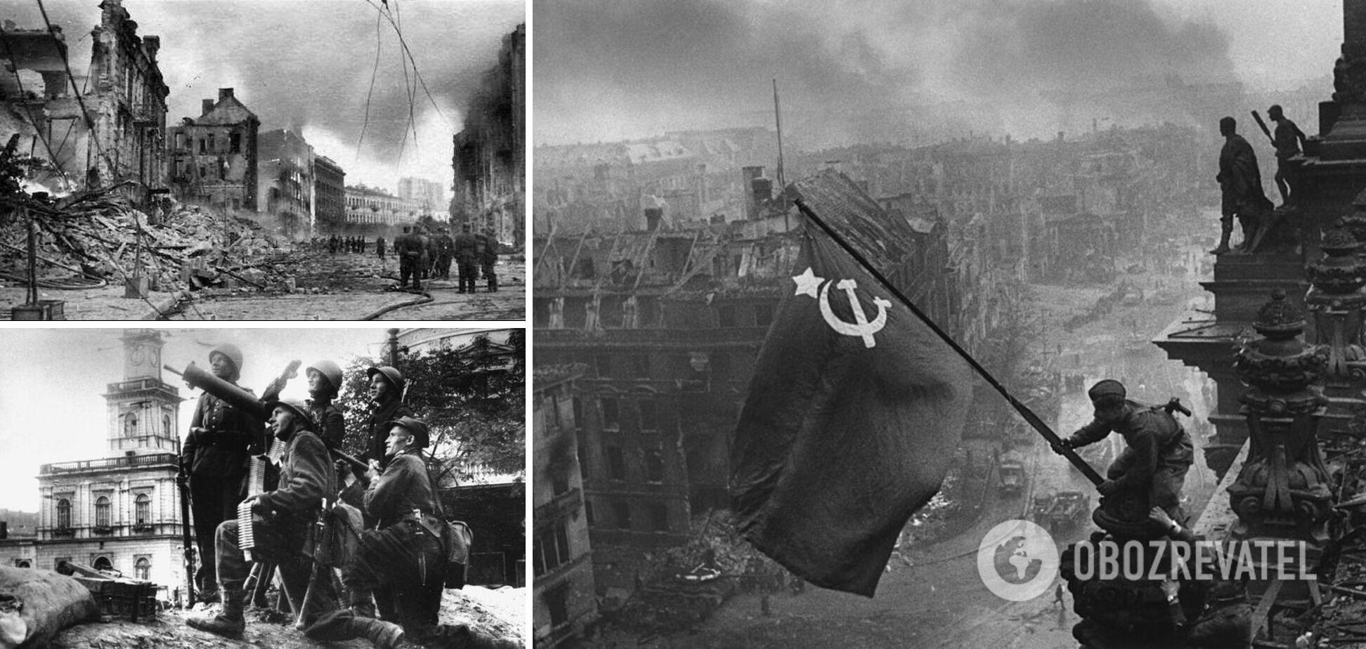 Чем Украина заплатила за победу во Второй мировой войне