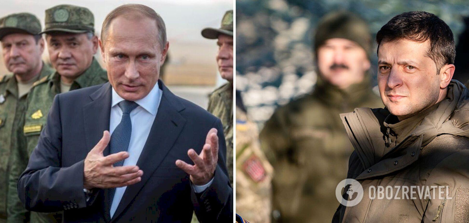 Оптимальная стратегия Украины на Донбассе – давать зеркальный ответ российским оккупантам