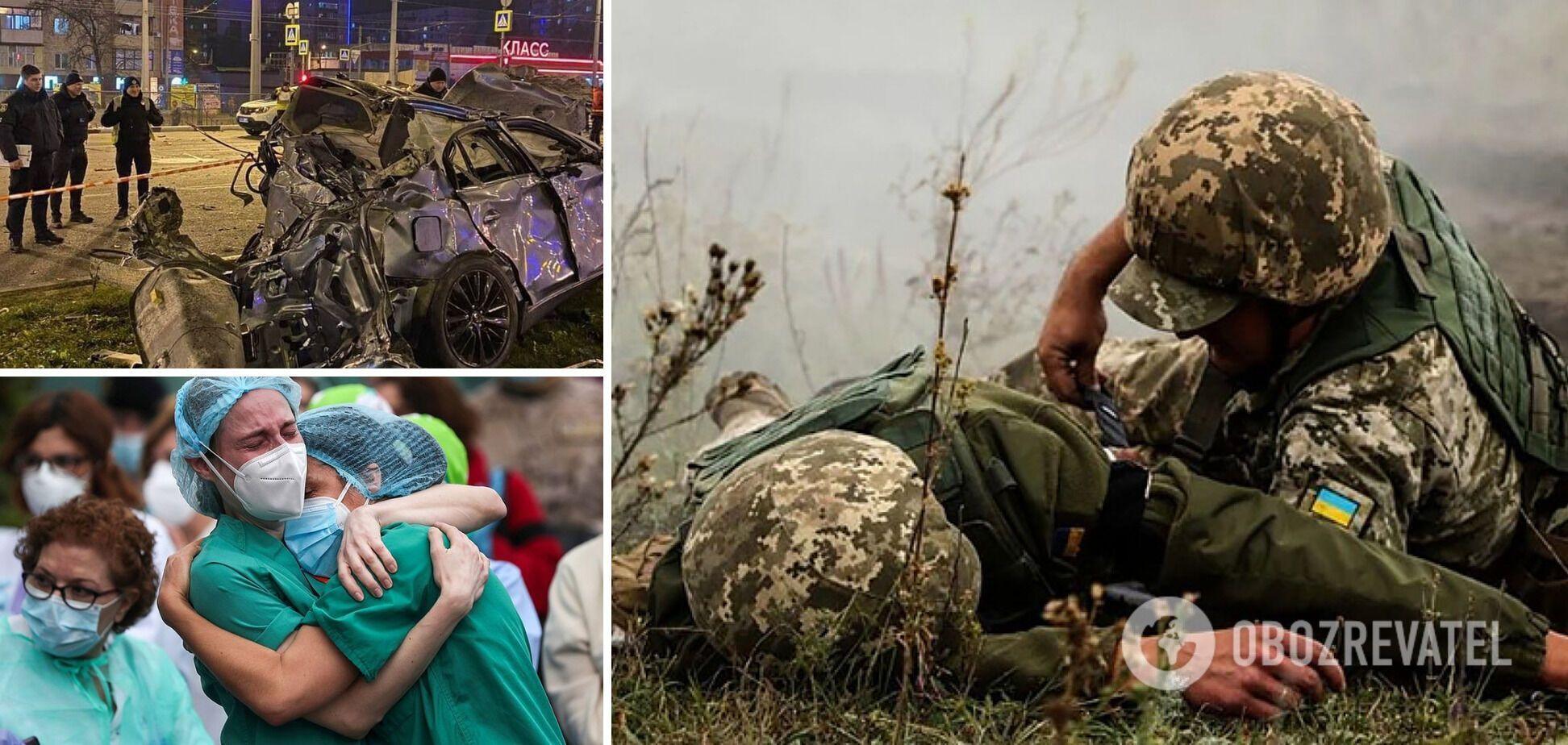 Украинцы гибнут каждый день. Кто виноват?
