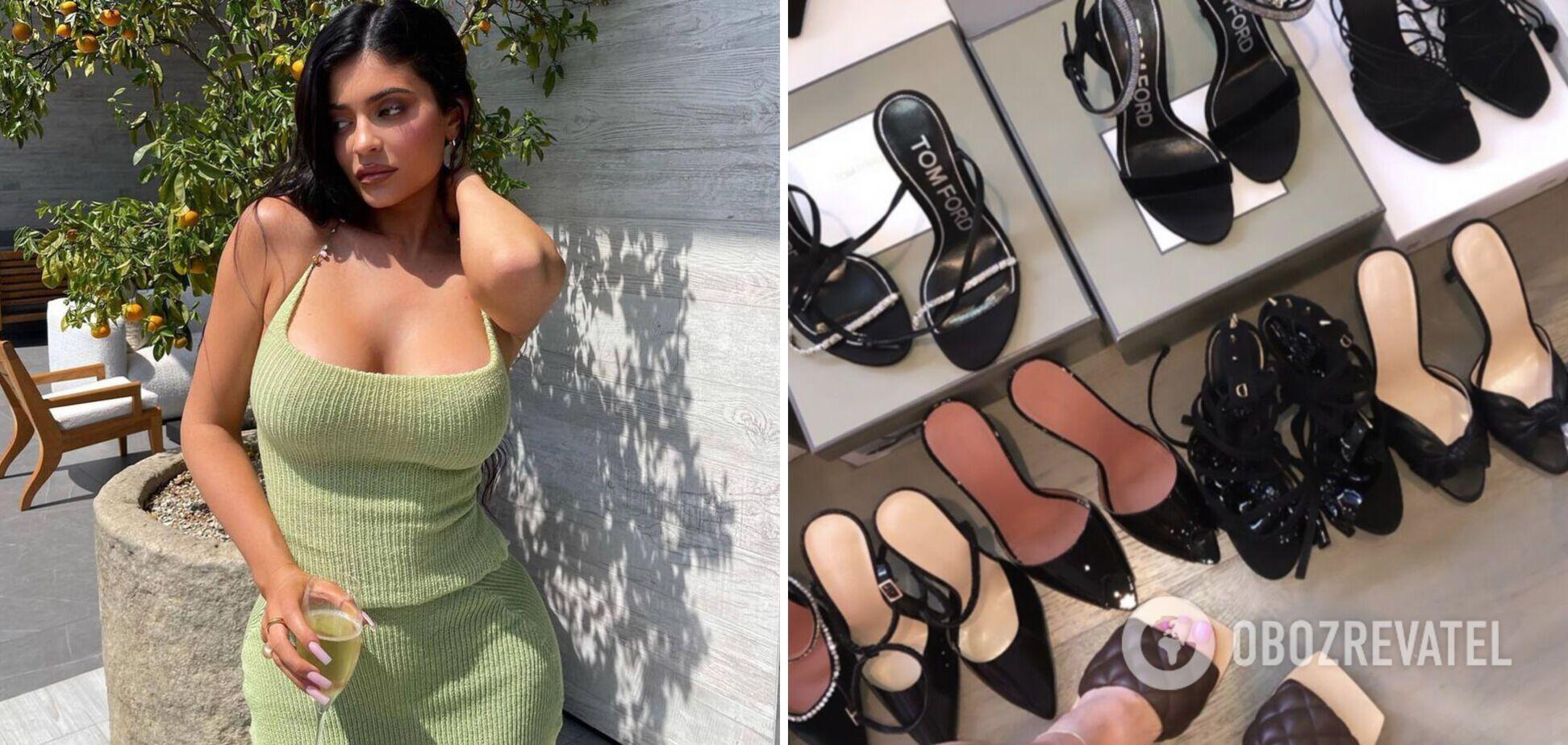 Наймолодша мільярдерка у світі похвалилася колекцією взуття на осінь 2021 року.