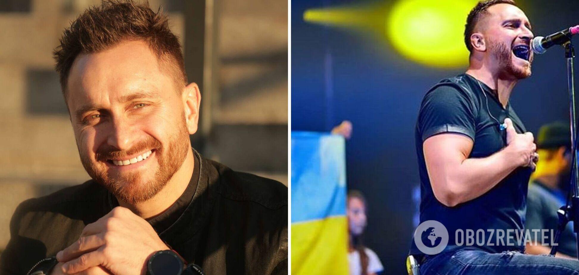 'Потрібно брати з них податки': фронтмен 'Скай' – про концерти українських артистів у РФ. Відео