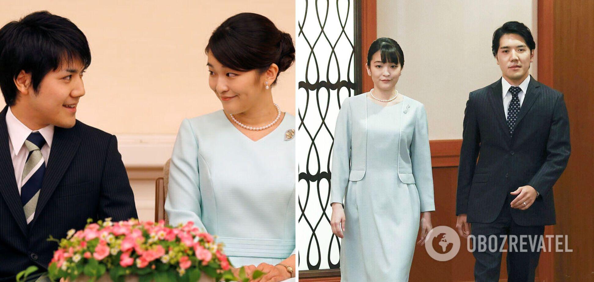 Японская принцесса переедет в США и поселится с мужем в однокомнатной квартире