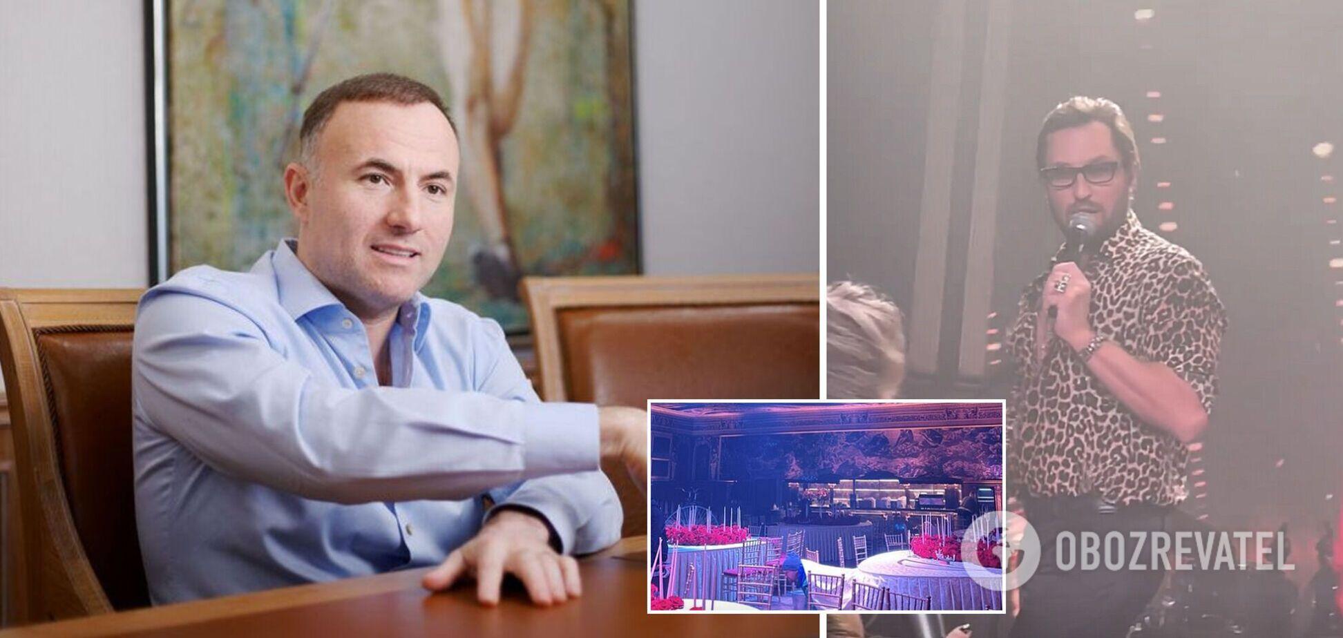 Политики, звезды и скандальные бизнесмены: подсанкционный олигарх Фукс закатил грандиозный банкет по случаю юбилея. Фото