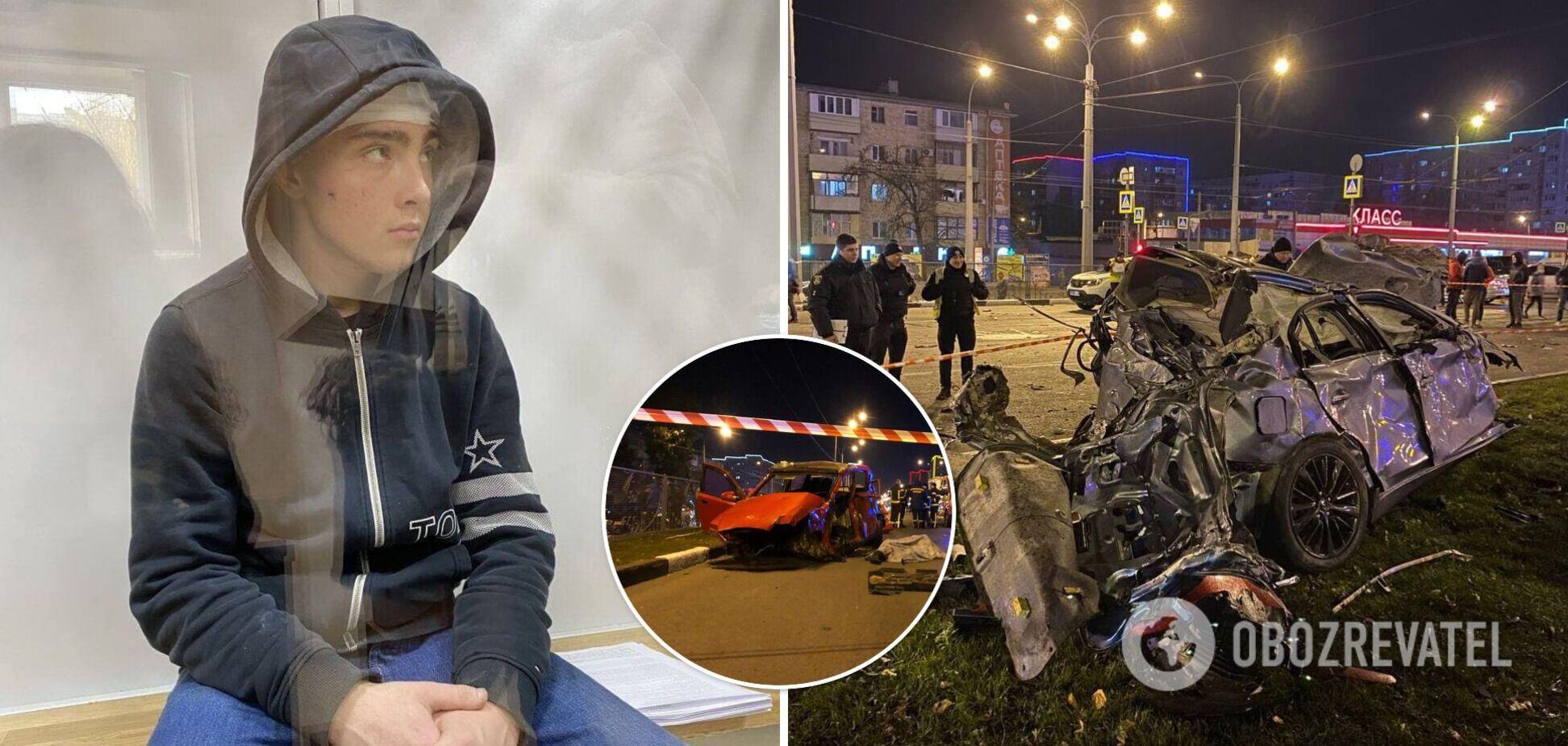 Суд избрал меру пресечения подростку, устроившему смертельное ДТП в Харькове. Все подробности