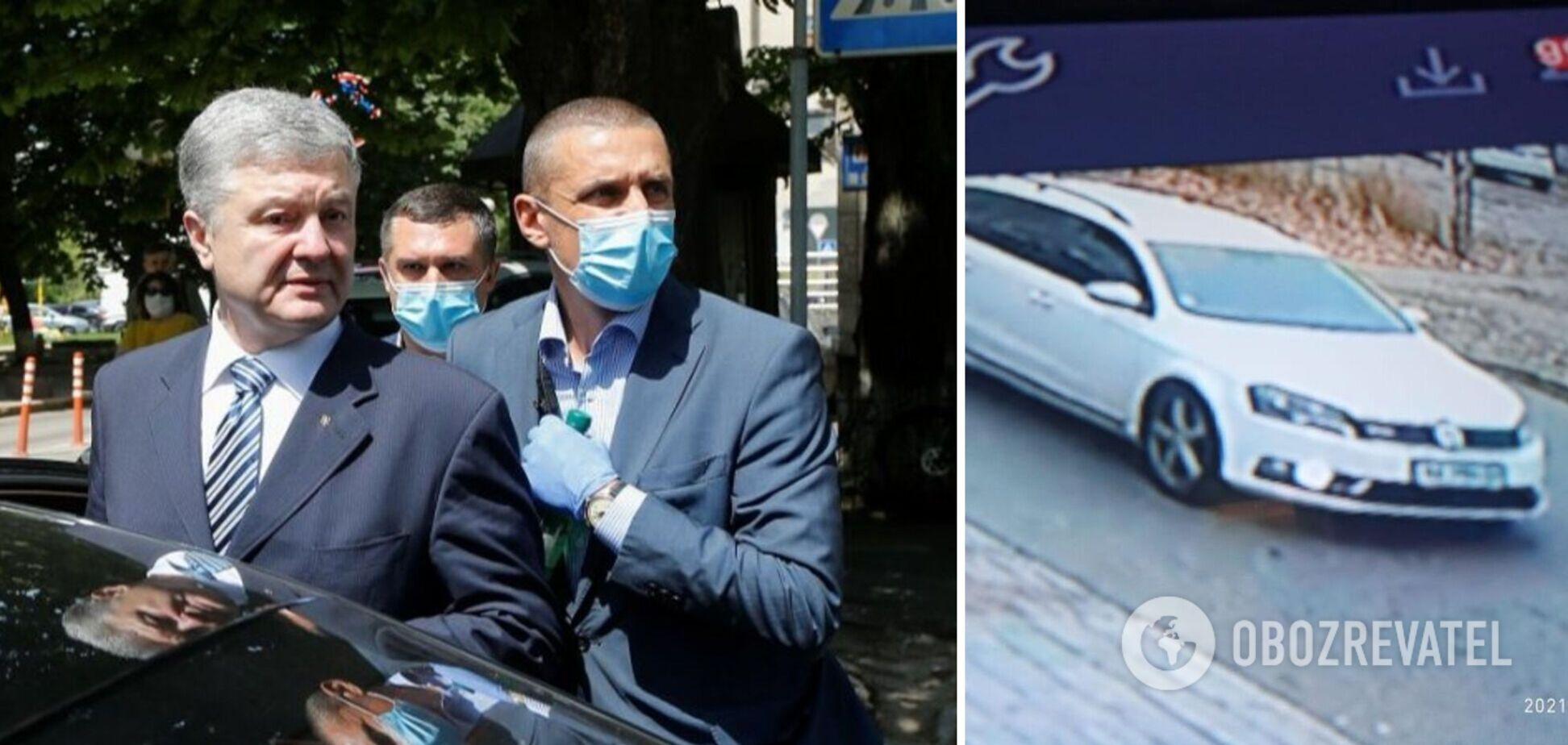 В 'ЕС' заявили, что власть снова организовала слежку за Порошенко