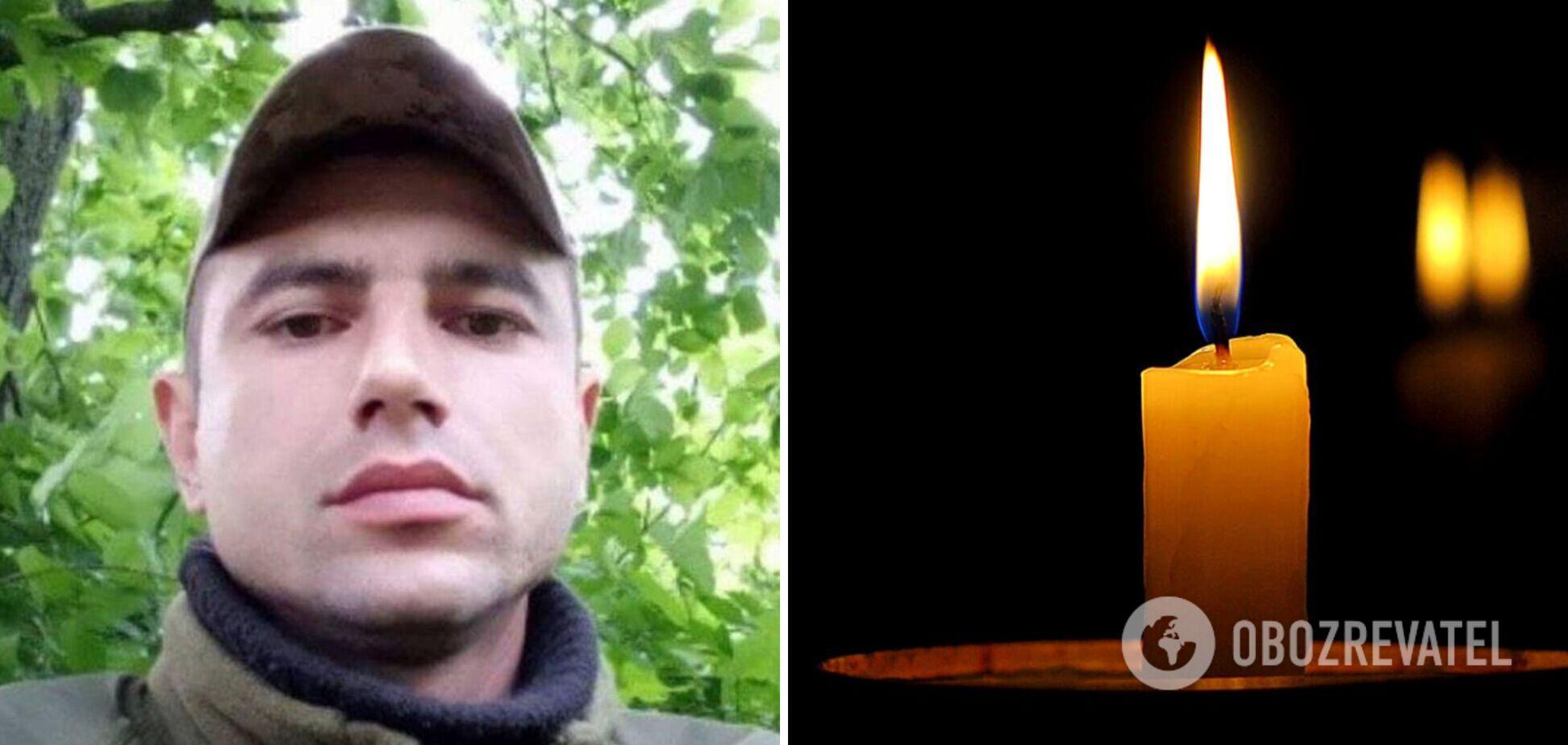 На Донбасі загинув молодий військовослужбовець із Запоріжжя: названо ім'я загиблого захисника. Фото