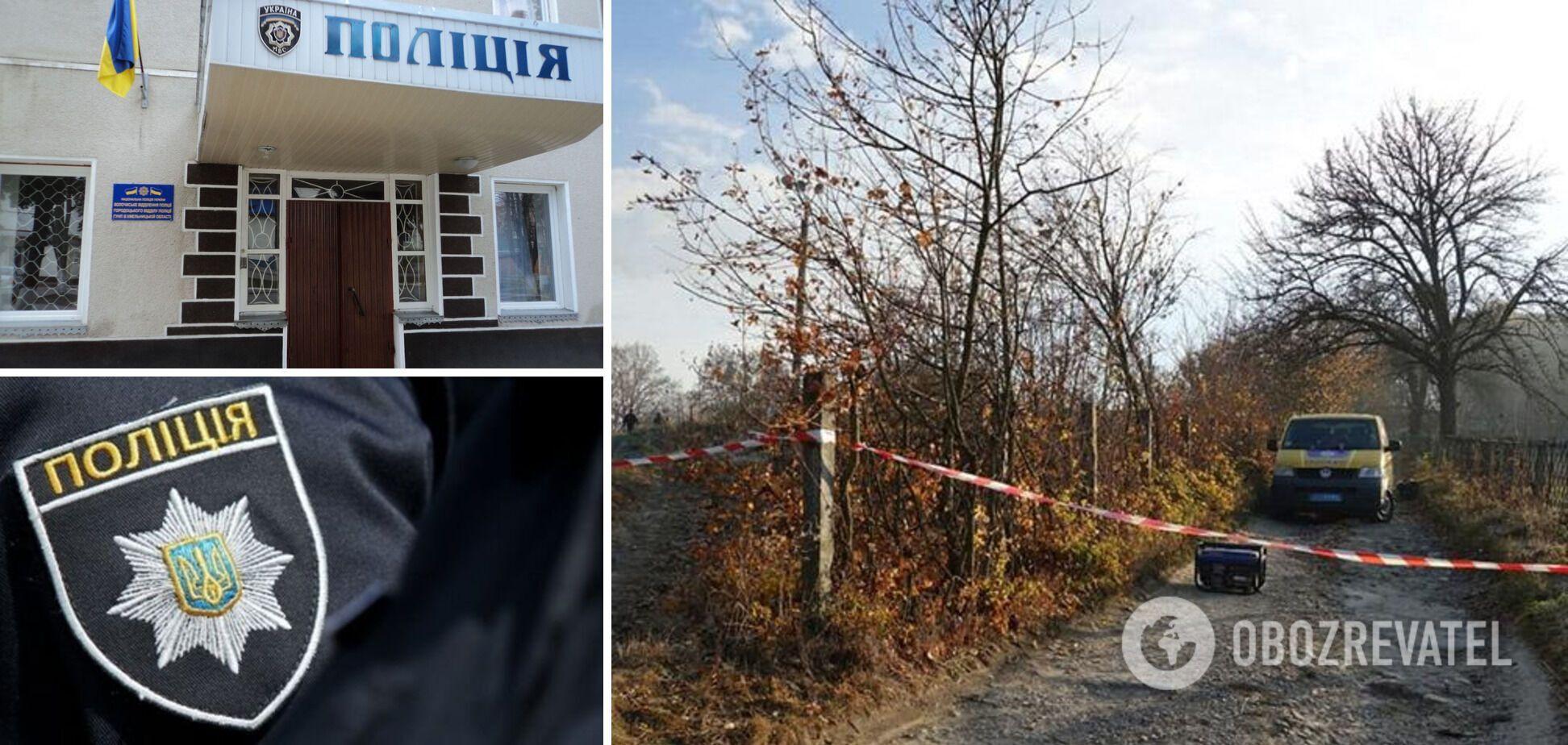 Мати знайшла тіло біля цвинтаря: на Хмельниччині за дивних обставин загинула жінка