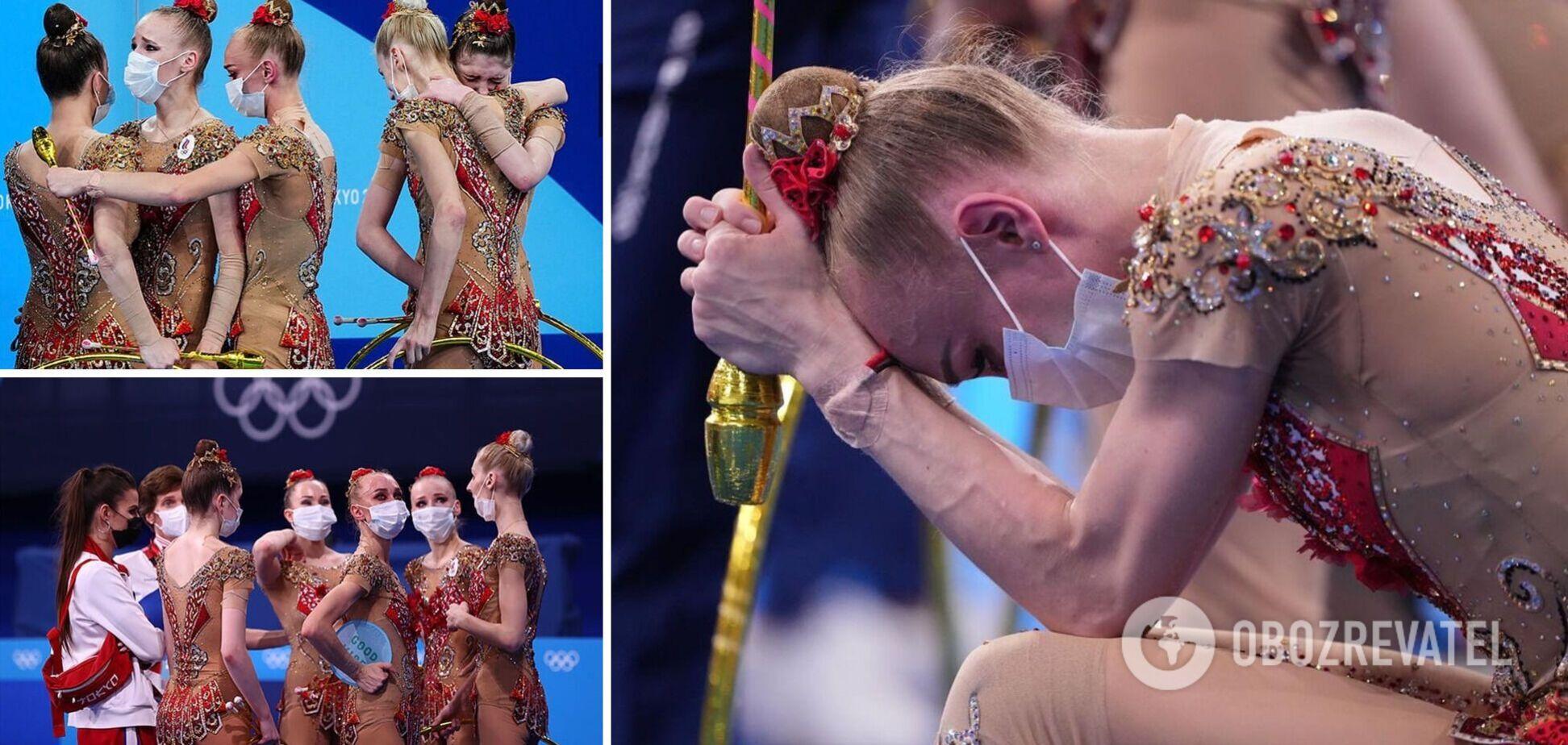 Росія поступилася 'золотом' у художній гімнастиці